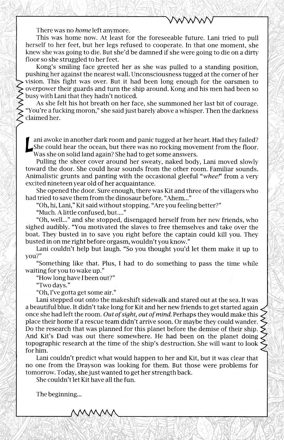 Read online Jungle Fantasy (2002) comic -  Issue #1 - 26