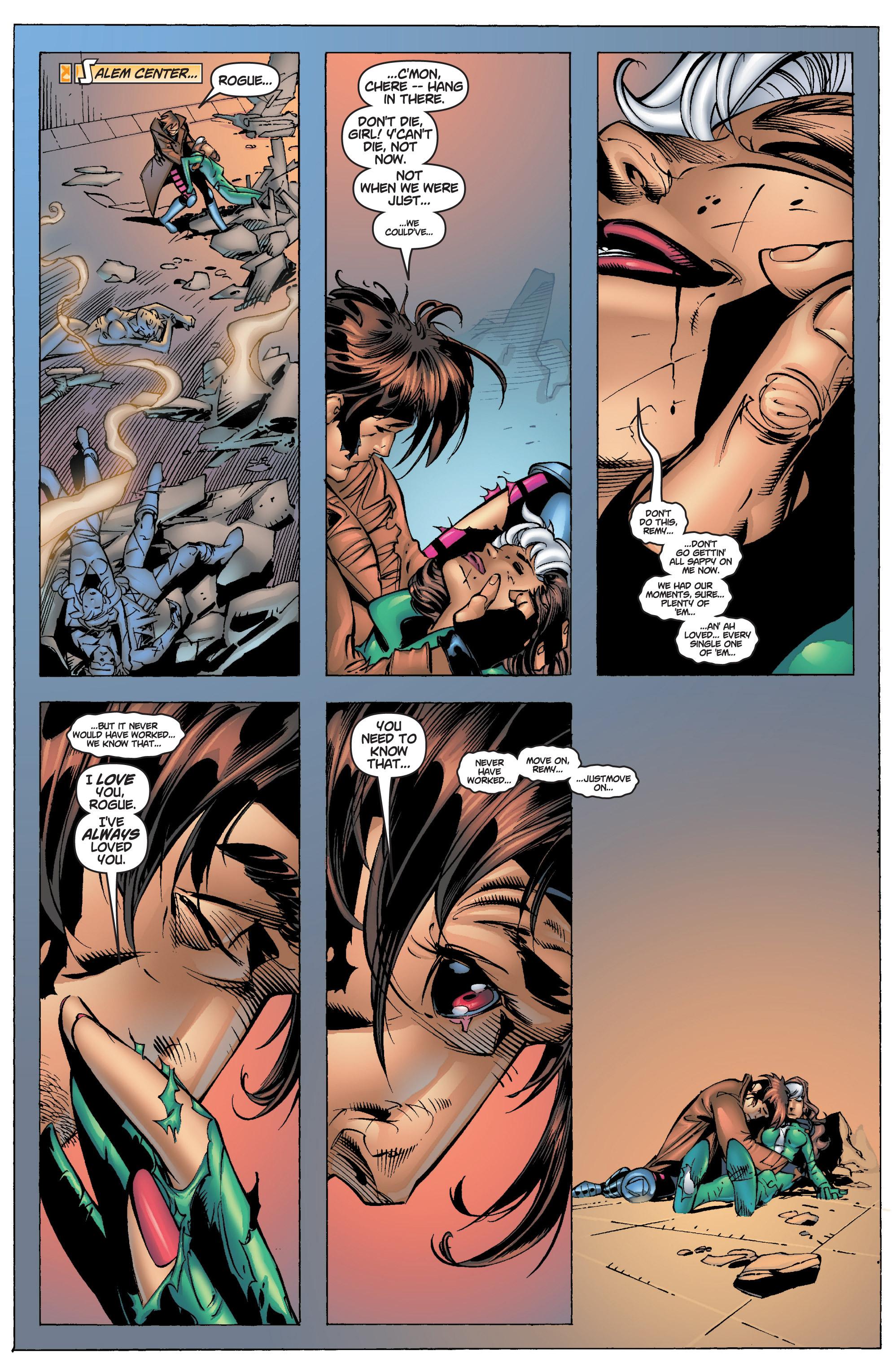 Read online Uncanny X-Men (1963) comic -  Issue #375 - 24