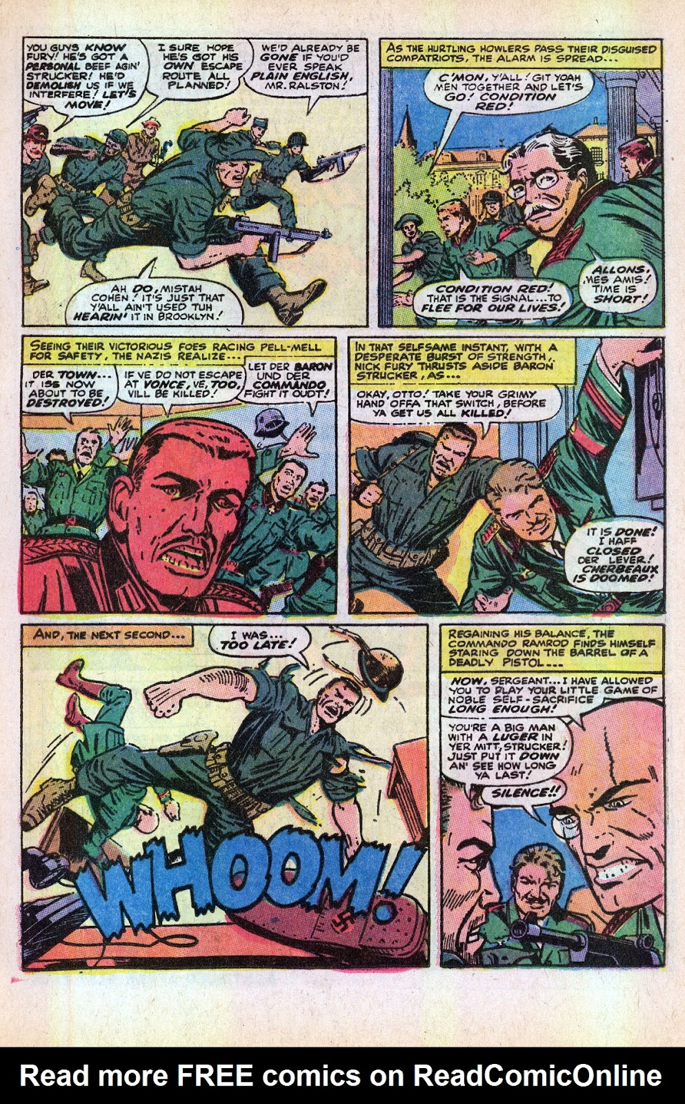 Sgt. Fury issue _Special_7 - Page 9