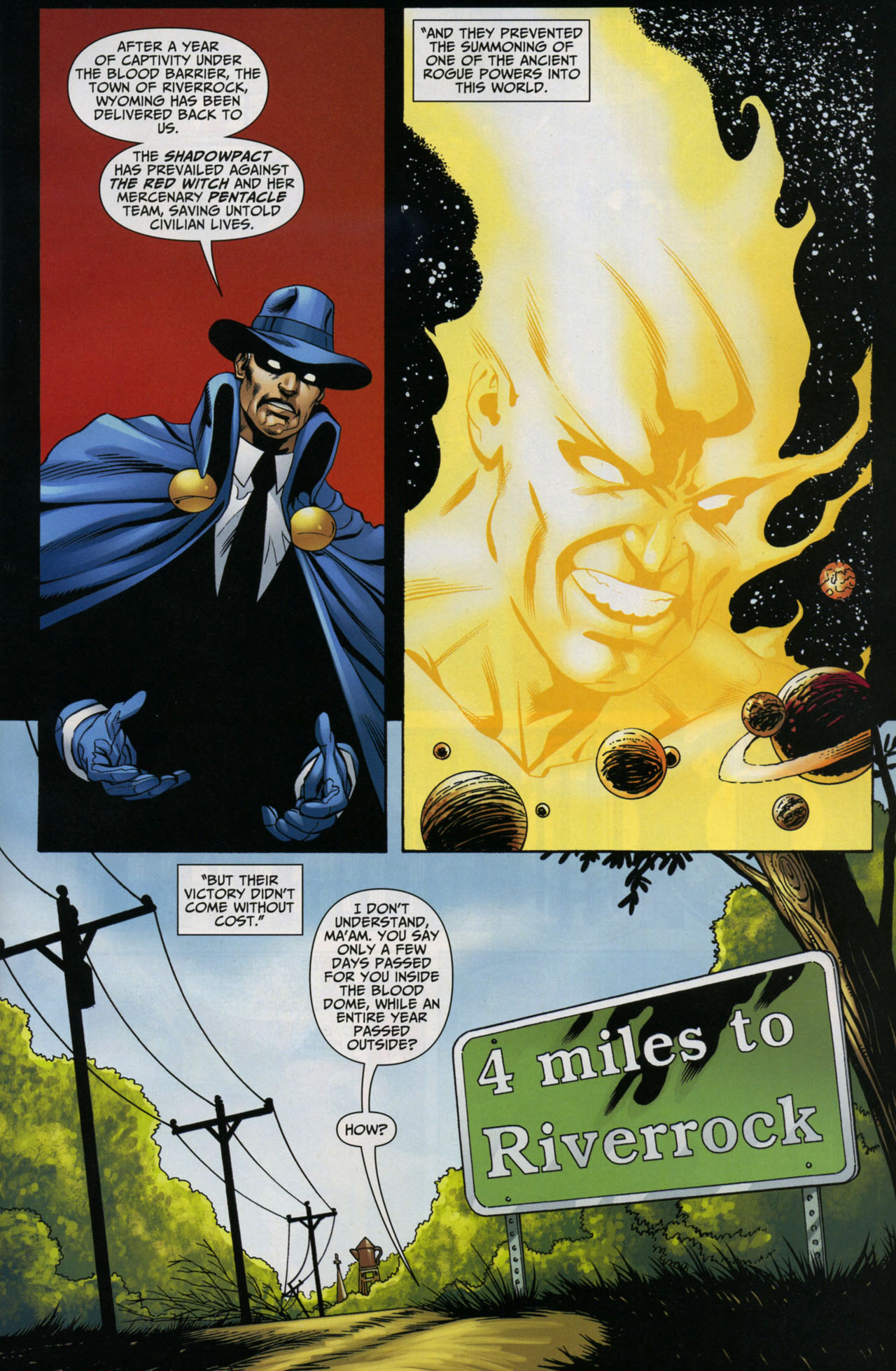 Read online Shadowpact comic -  Issue #5 - 2