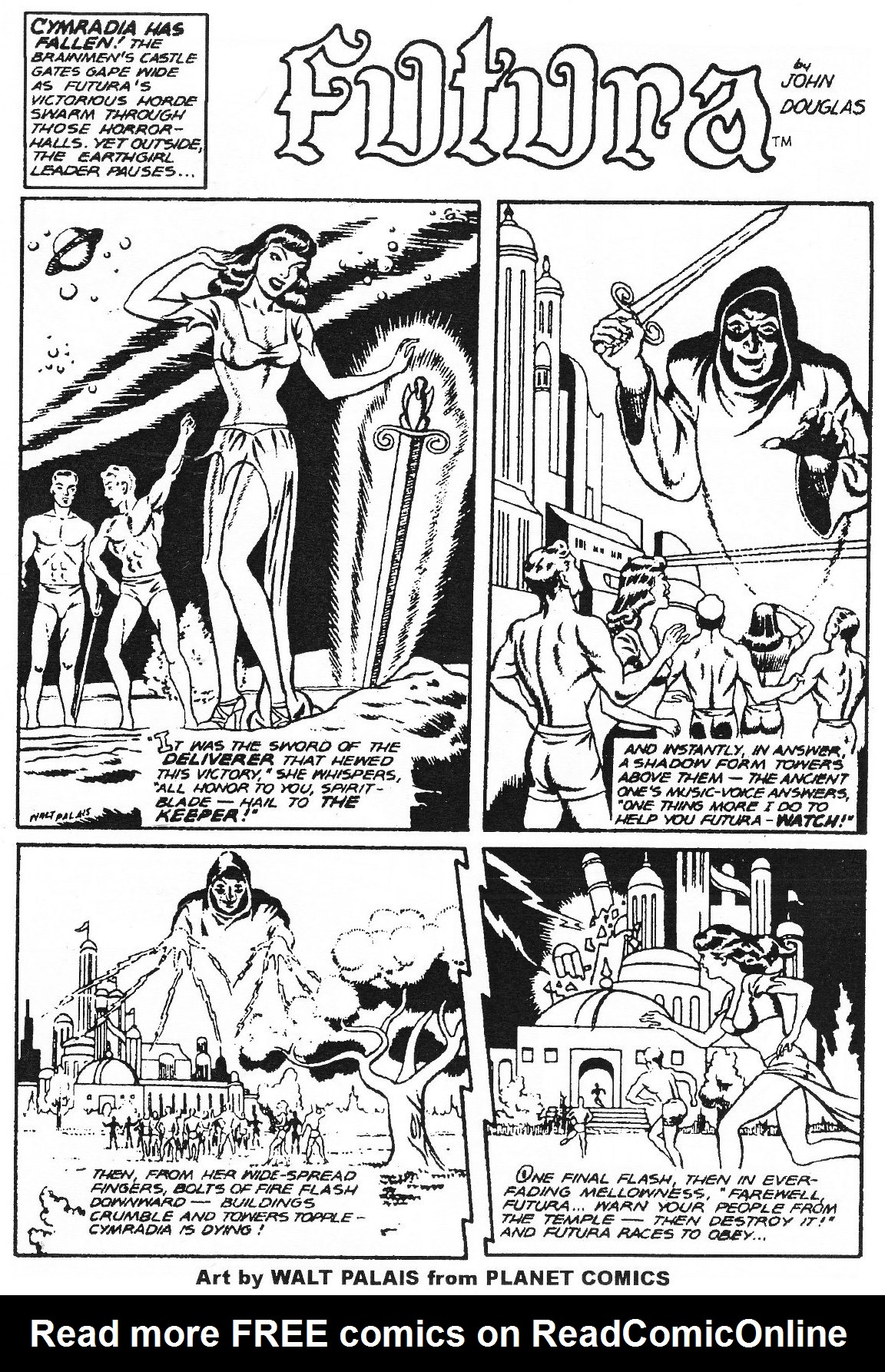 Read online Men of Mystery Comics comic -  Issue #82 - 93