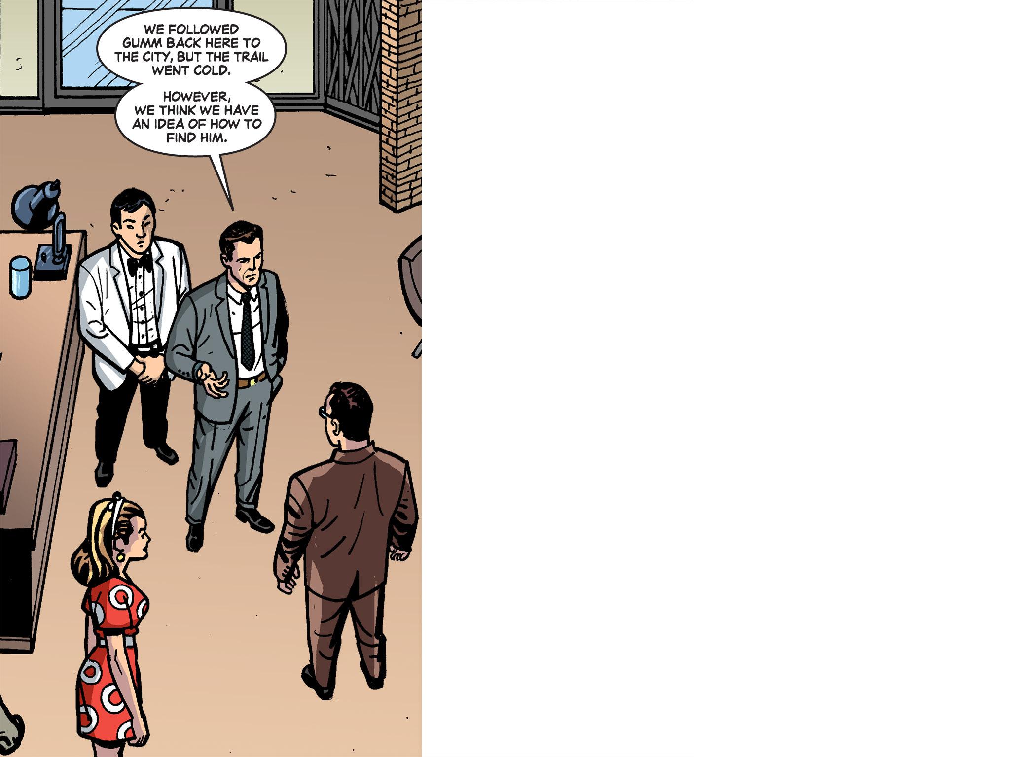 Read online Batman '66 Meets the Green Hornet [II] comic -  Issue #4 - 50