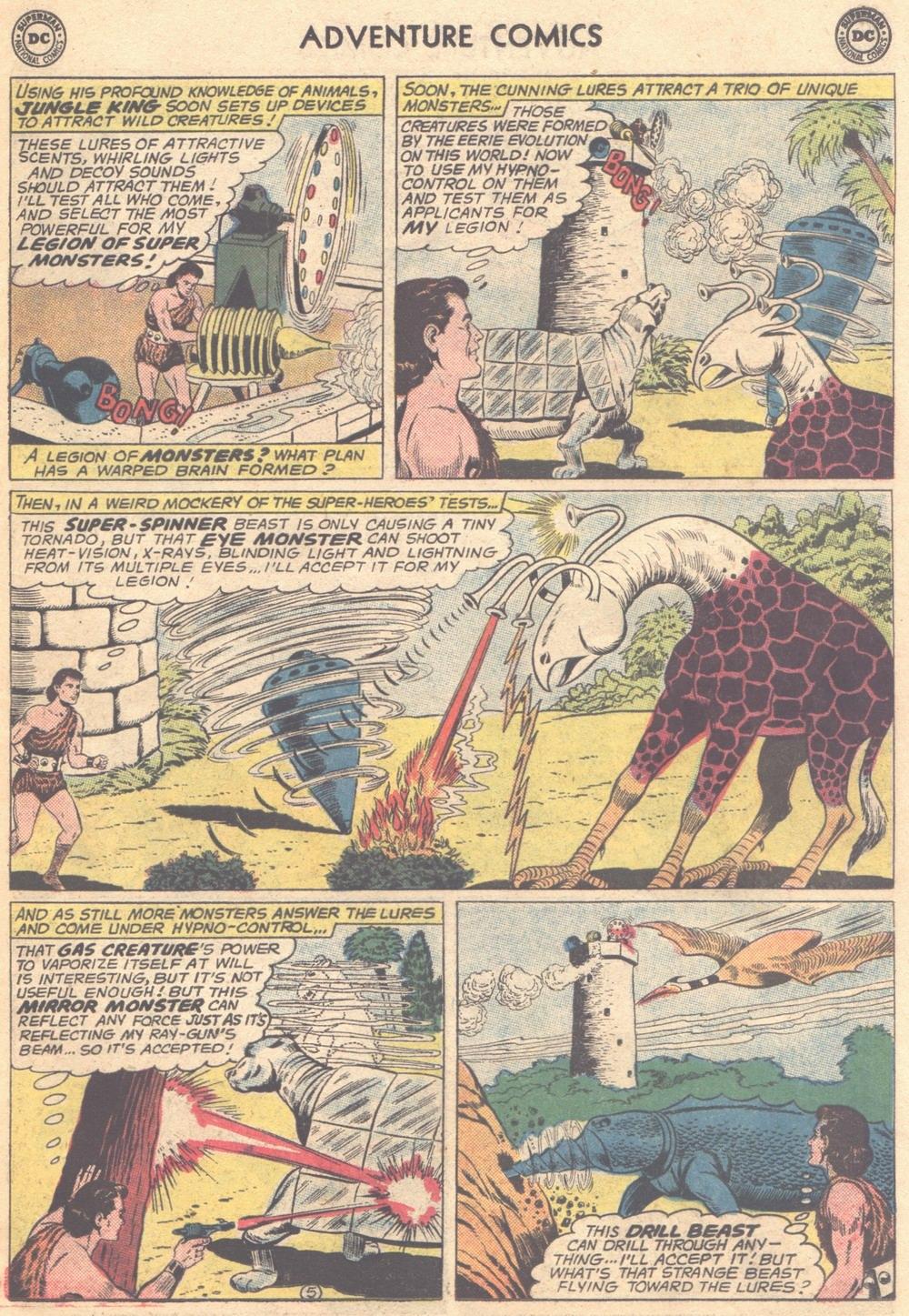 Read online Adventure Comics (1938) comic -  Issue #309 - 7