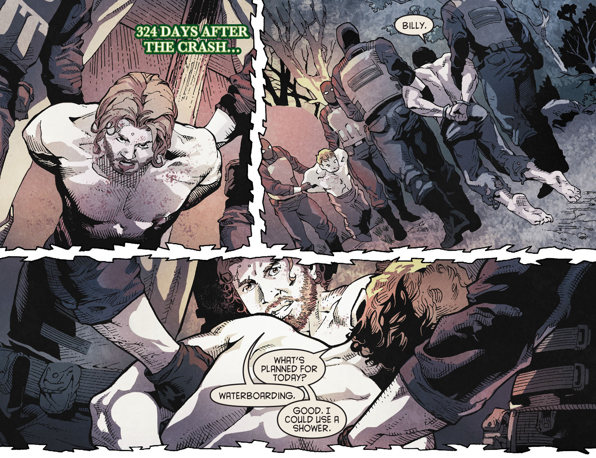 Read online Arrow [II] comic -  Issue #19 - 11
