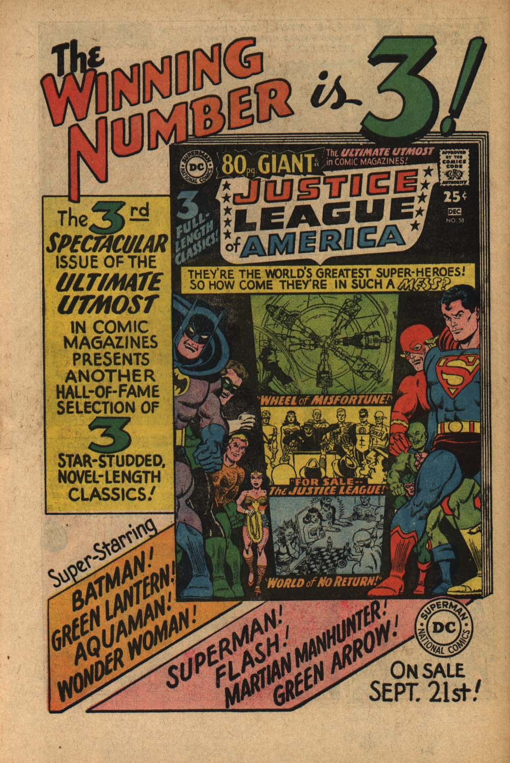 Read online Adventure Comics (1938) comic -  Issue #362 - 30