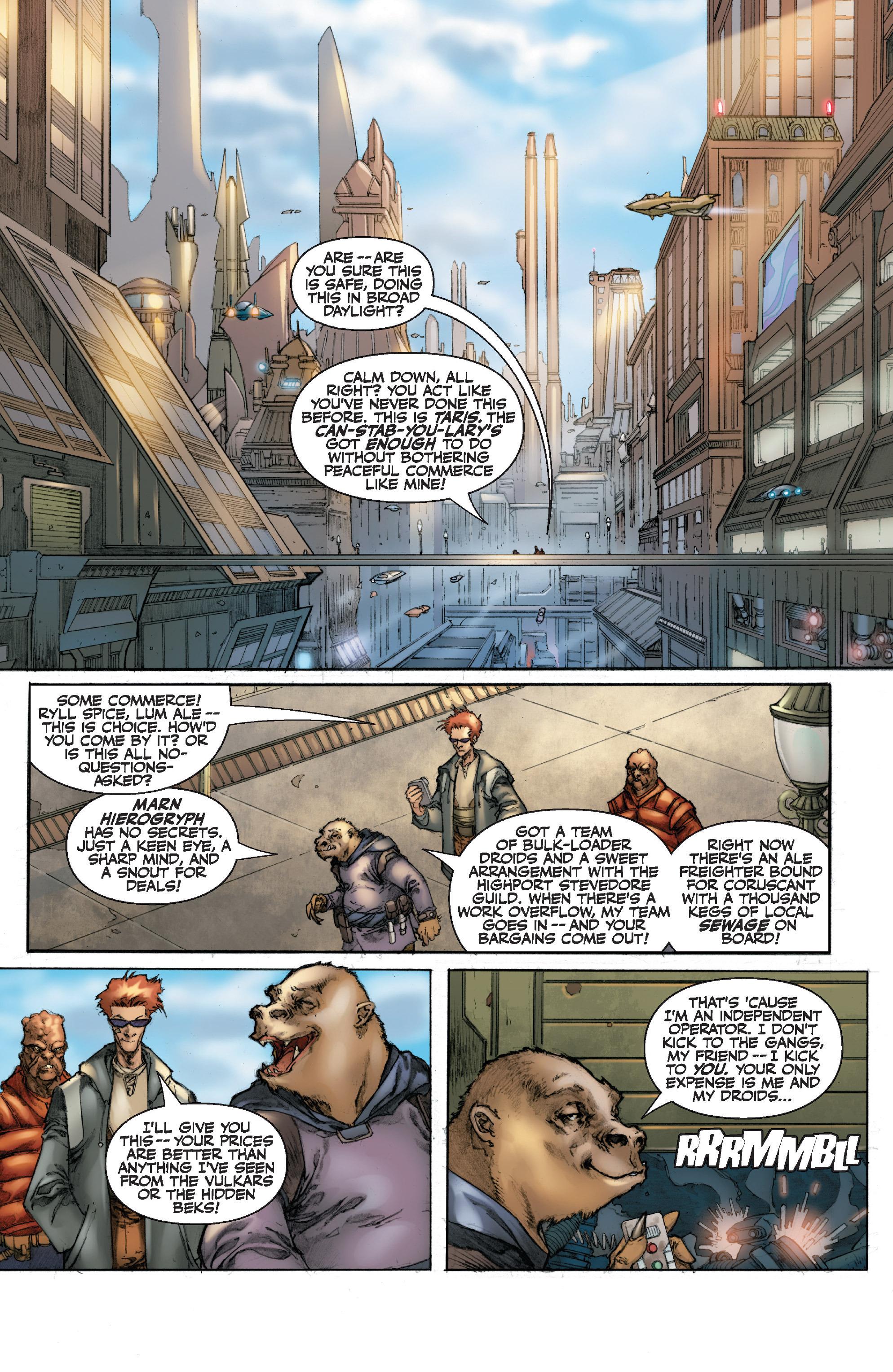 Read online Star Wars Omnibus comic -  Issue # Vol. 29 - 16