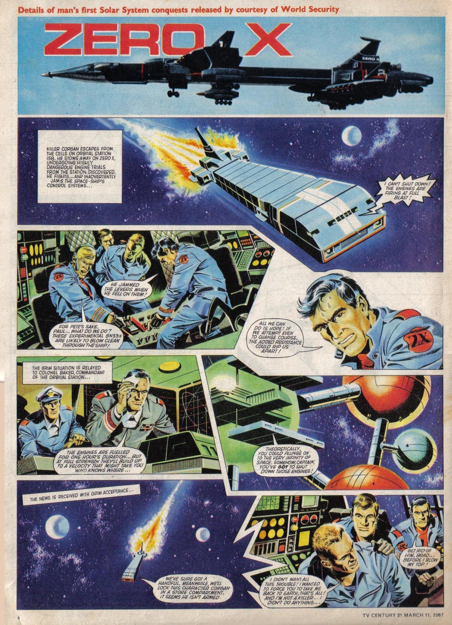 Read online TV Century 21 (TV 21) comic -  Issue #112 - 4