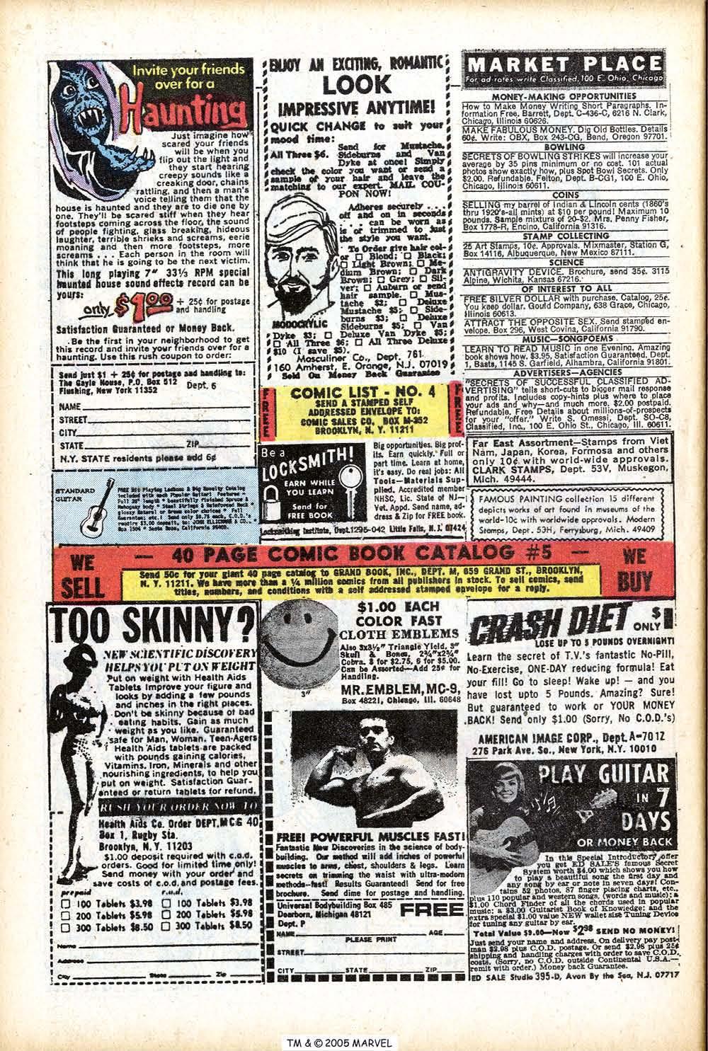 Uncanny X-Men (1963) 76 Page 27