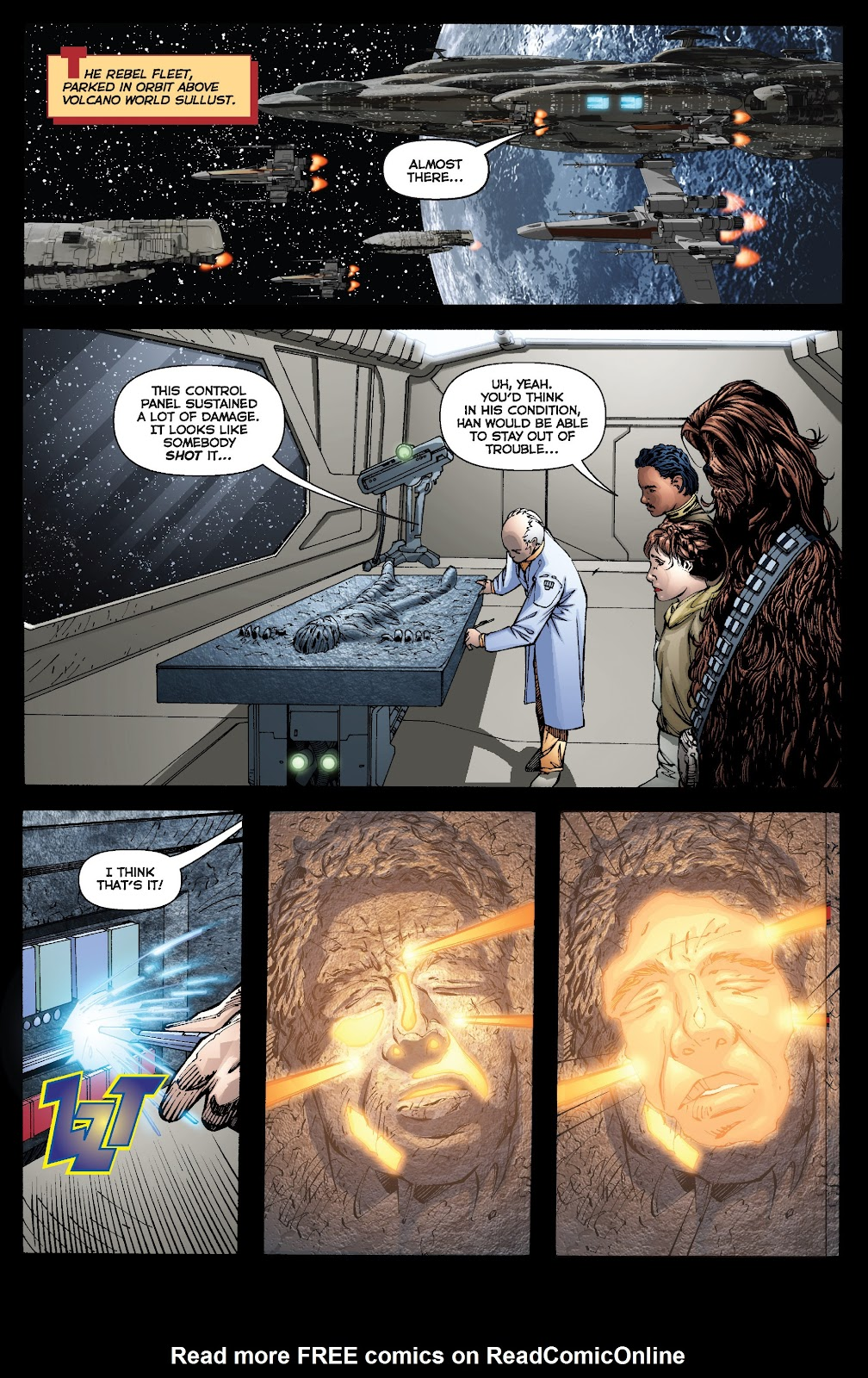 Read online Star Wars Legends: Infinities - Epic Collection comic -  Issue # TPB (Part 3) - 47