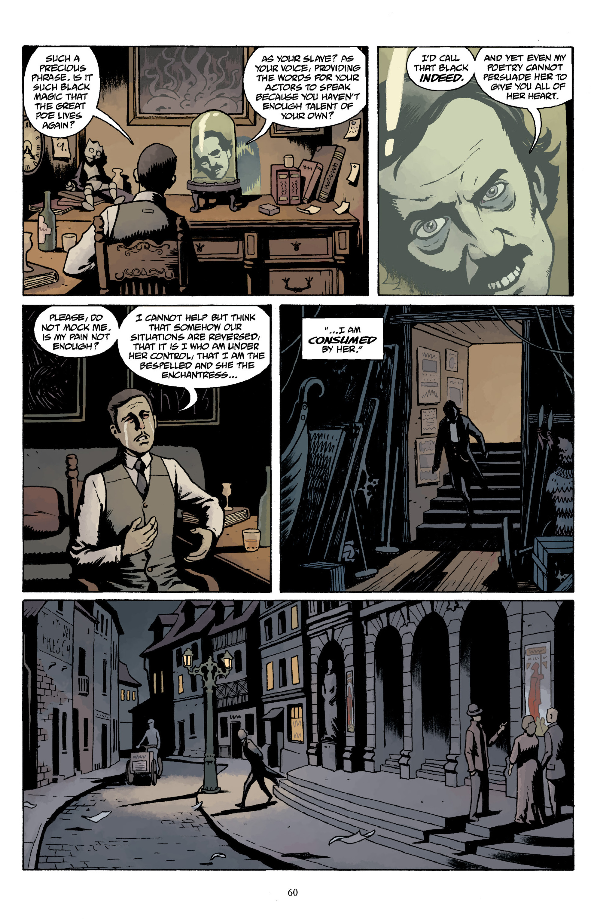Read online Baltimore Volume 3: A Passing Stranger and Other Stories comic -  Issue # Full - 62