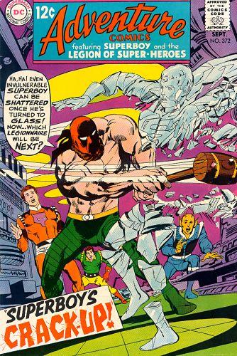 Read online Adventure Comics (1938) comic -  Issue #372 - 1