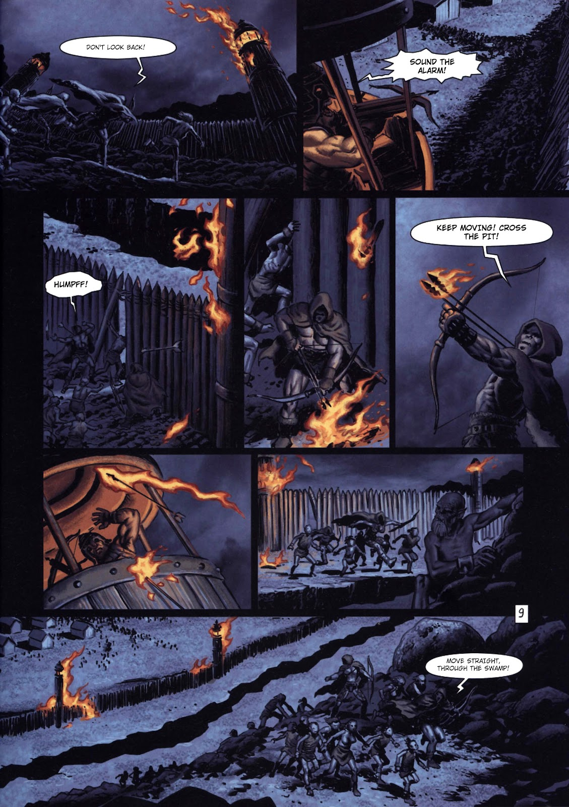 Read online Orks comic -  Issue #2 - 12