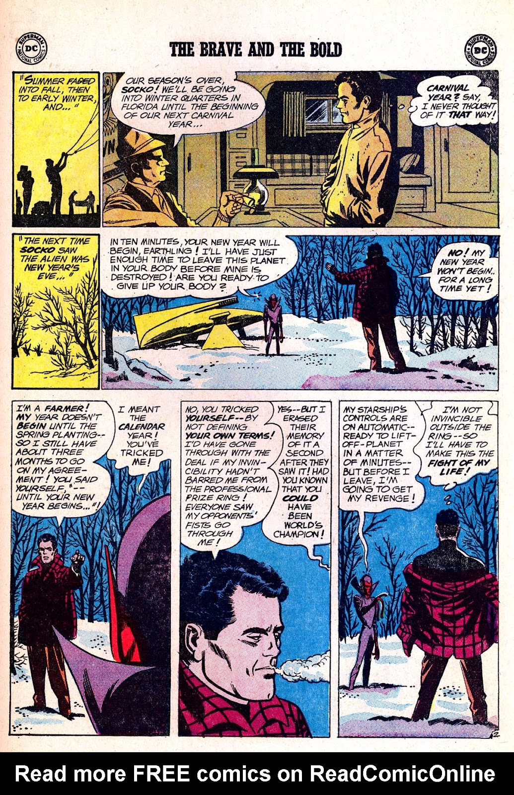 DC Special (1968) issue 9 - Page 38
