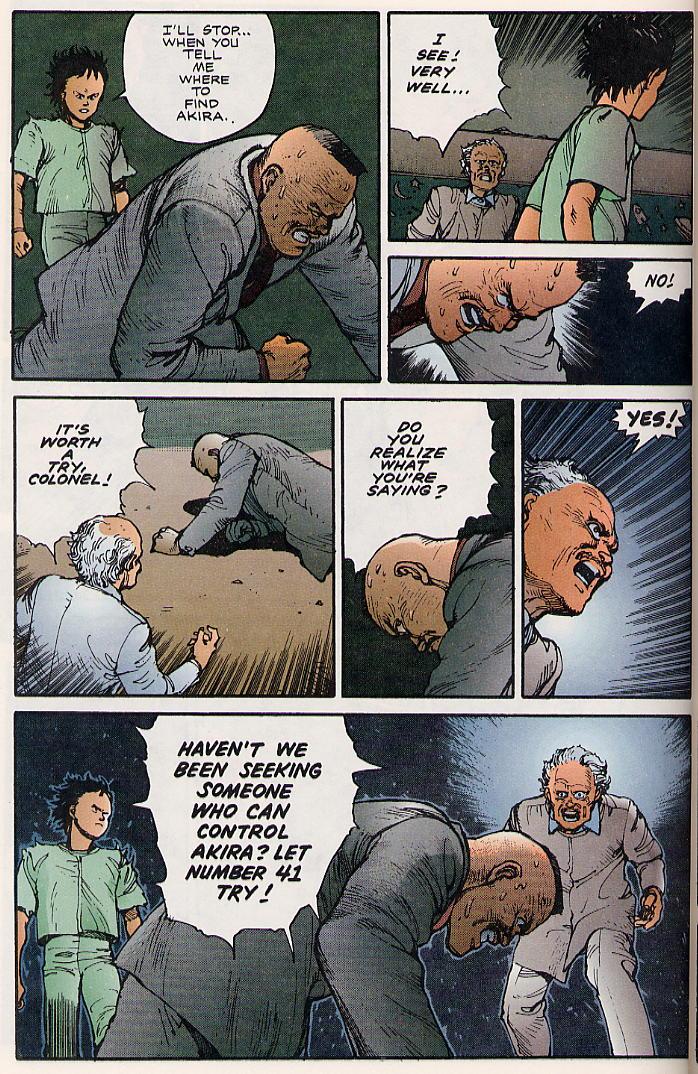 Read online Akira comic -  Issue #8 - 44