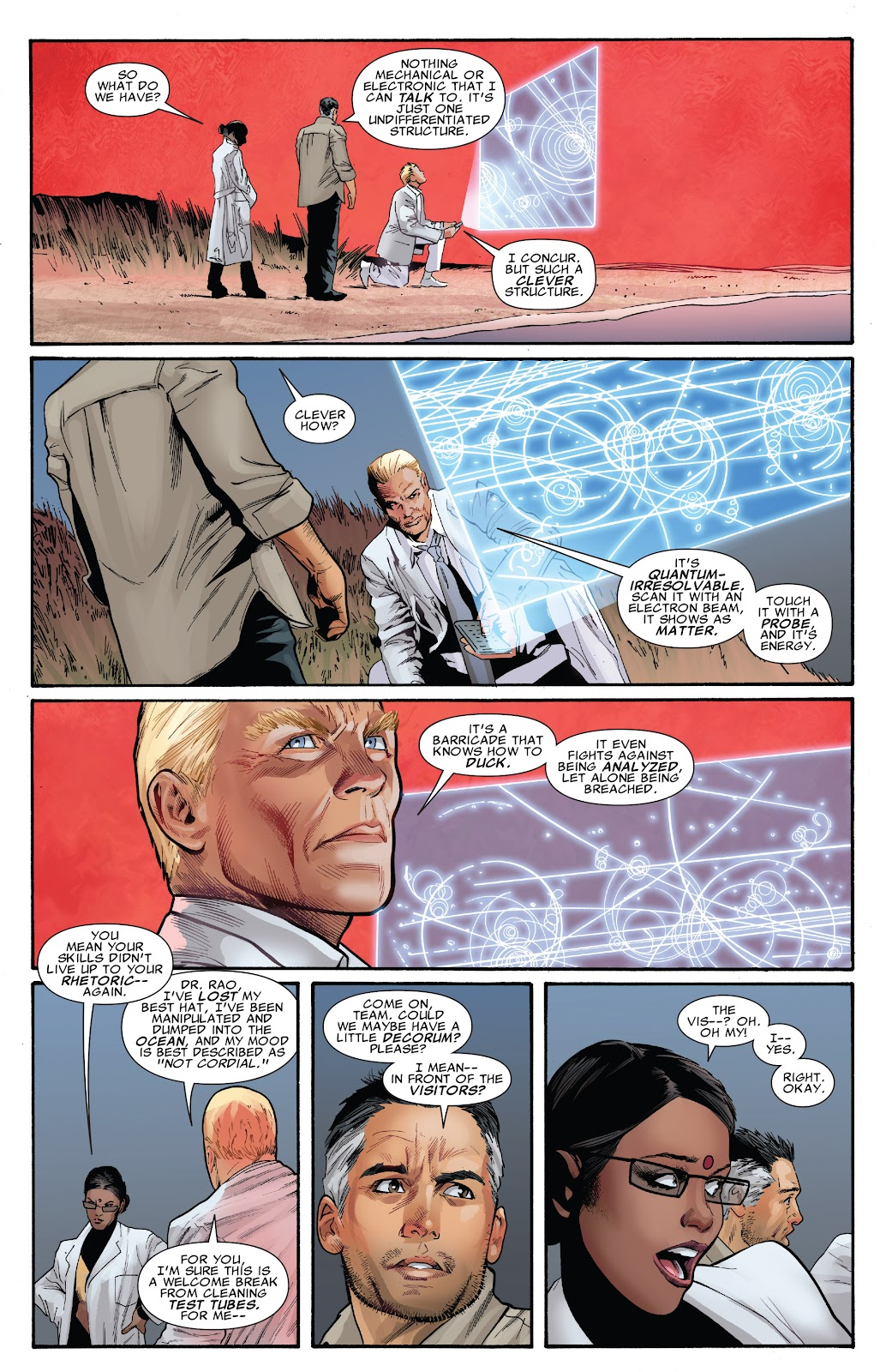 Read online X-Men: Second Coming comic -  Issue # _TPB (Part 2) - 97