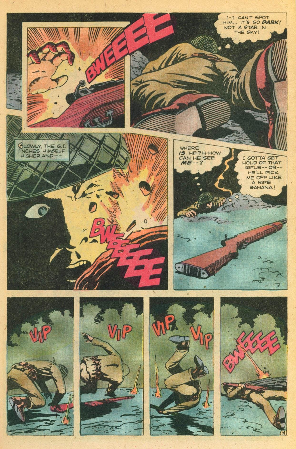 Read online Sgt. Rock comic -  Issue #329 - 27