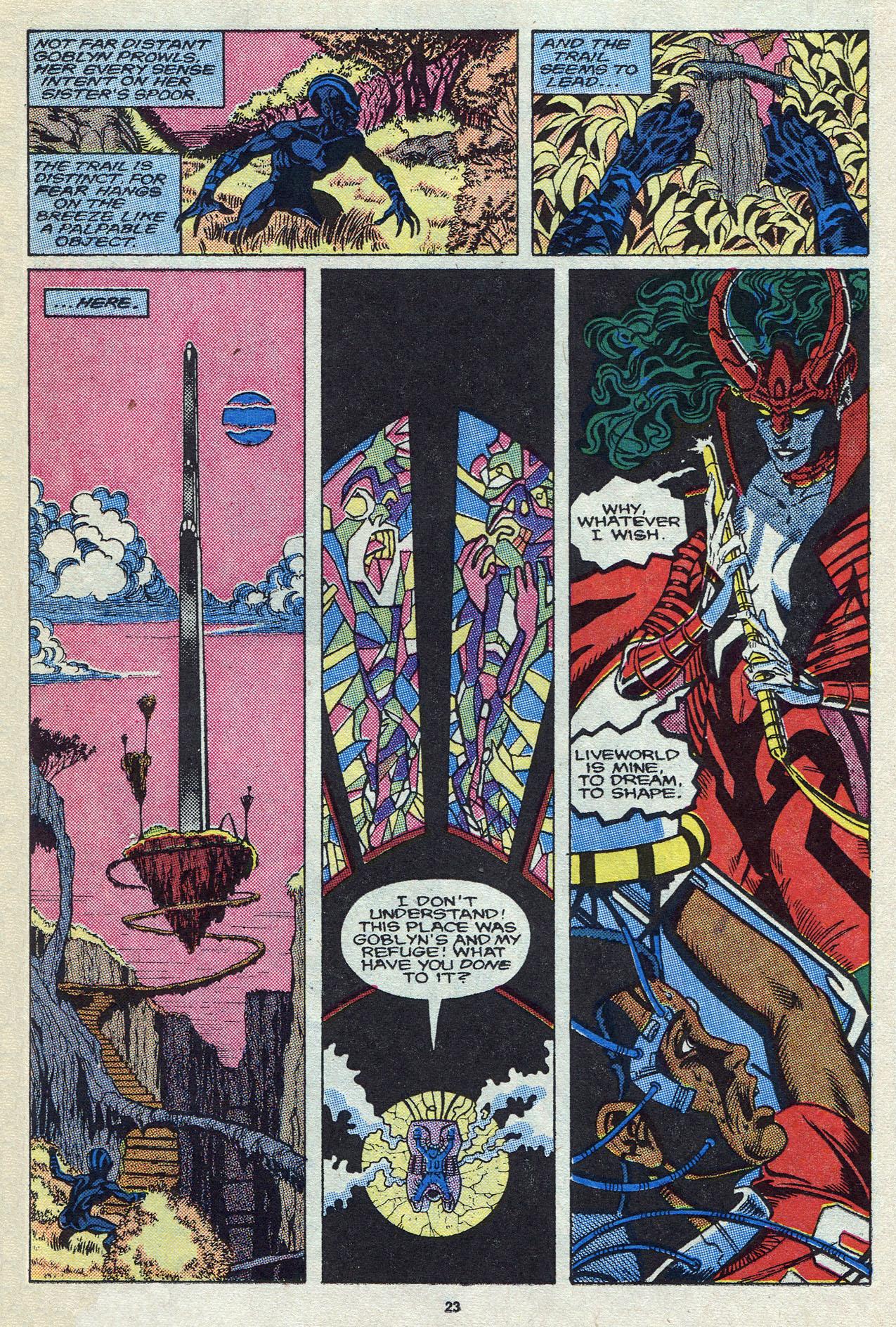 Read online Alpha Flight (1983) comic -  Issue #58 - 25