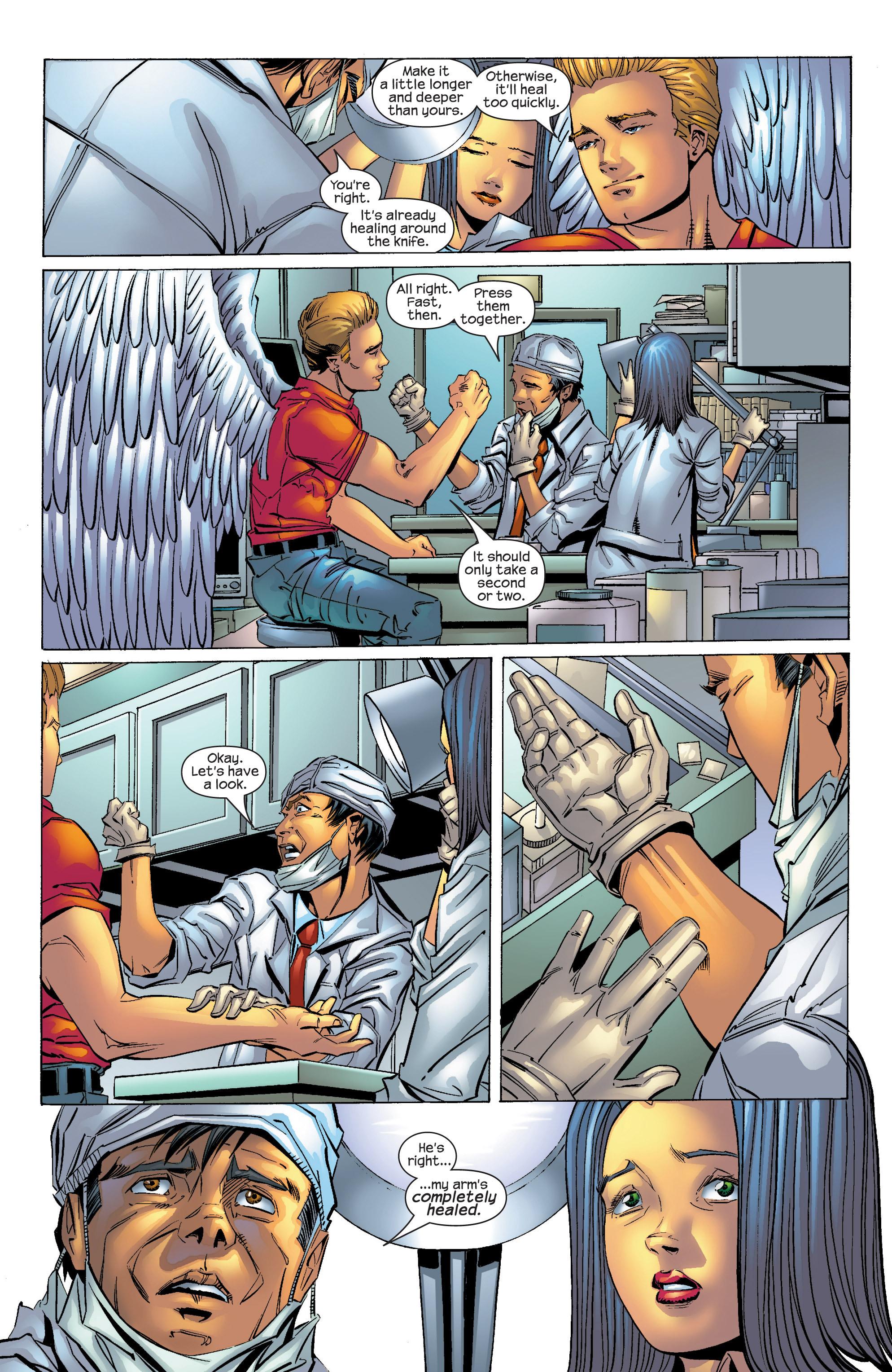 Read online Uncanny X-Men (1963) comic -  Issue #427 - 14