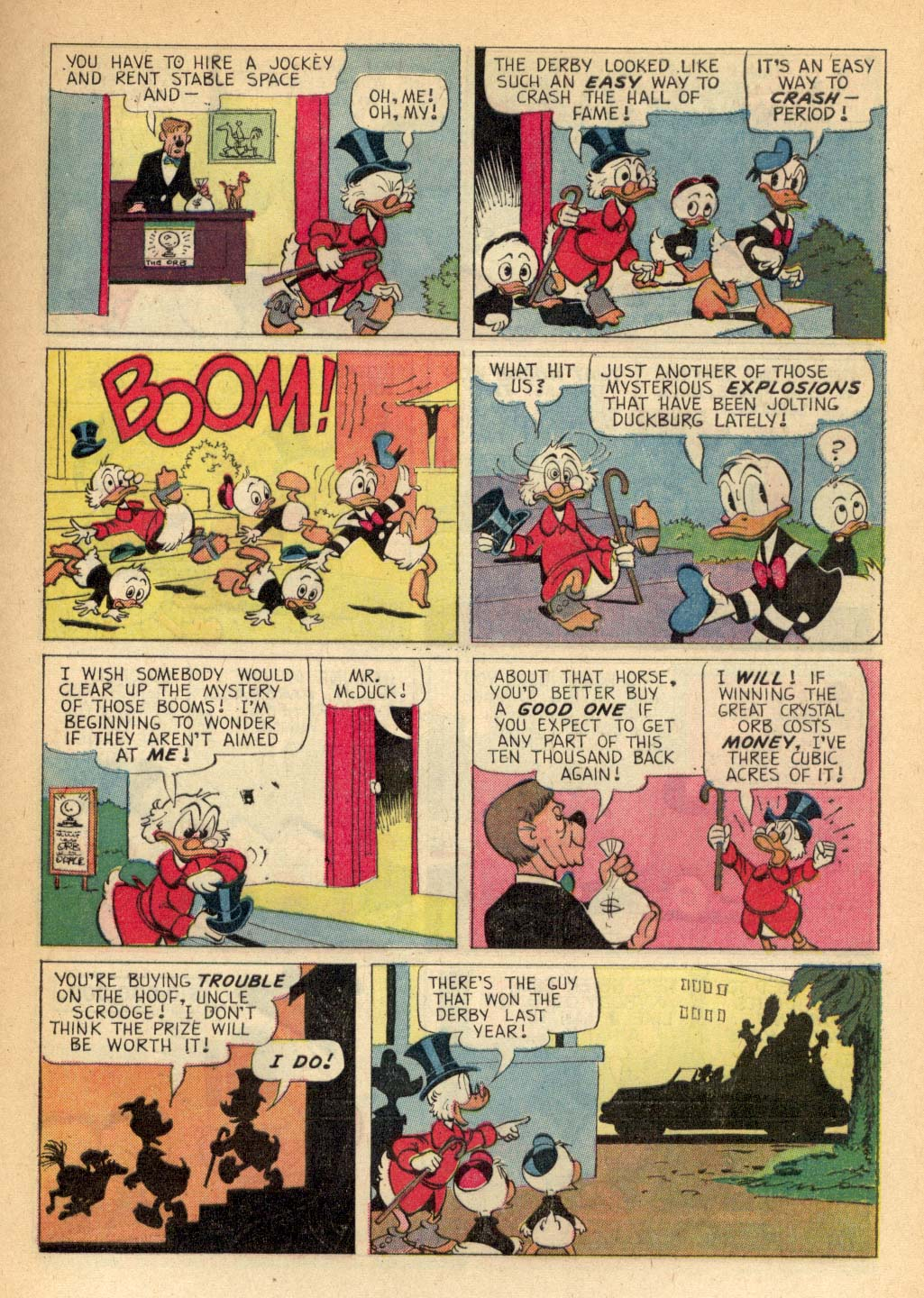 Read online Uncle Scrooge (1953) comic -  Issue #66 - 5