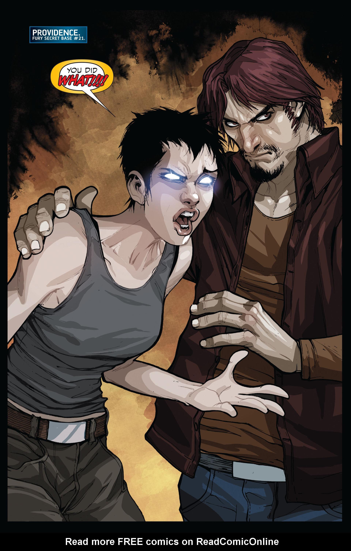 Read online Secret Warriors comic -  Issue #14 - 4