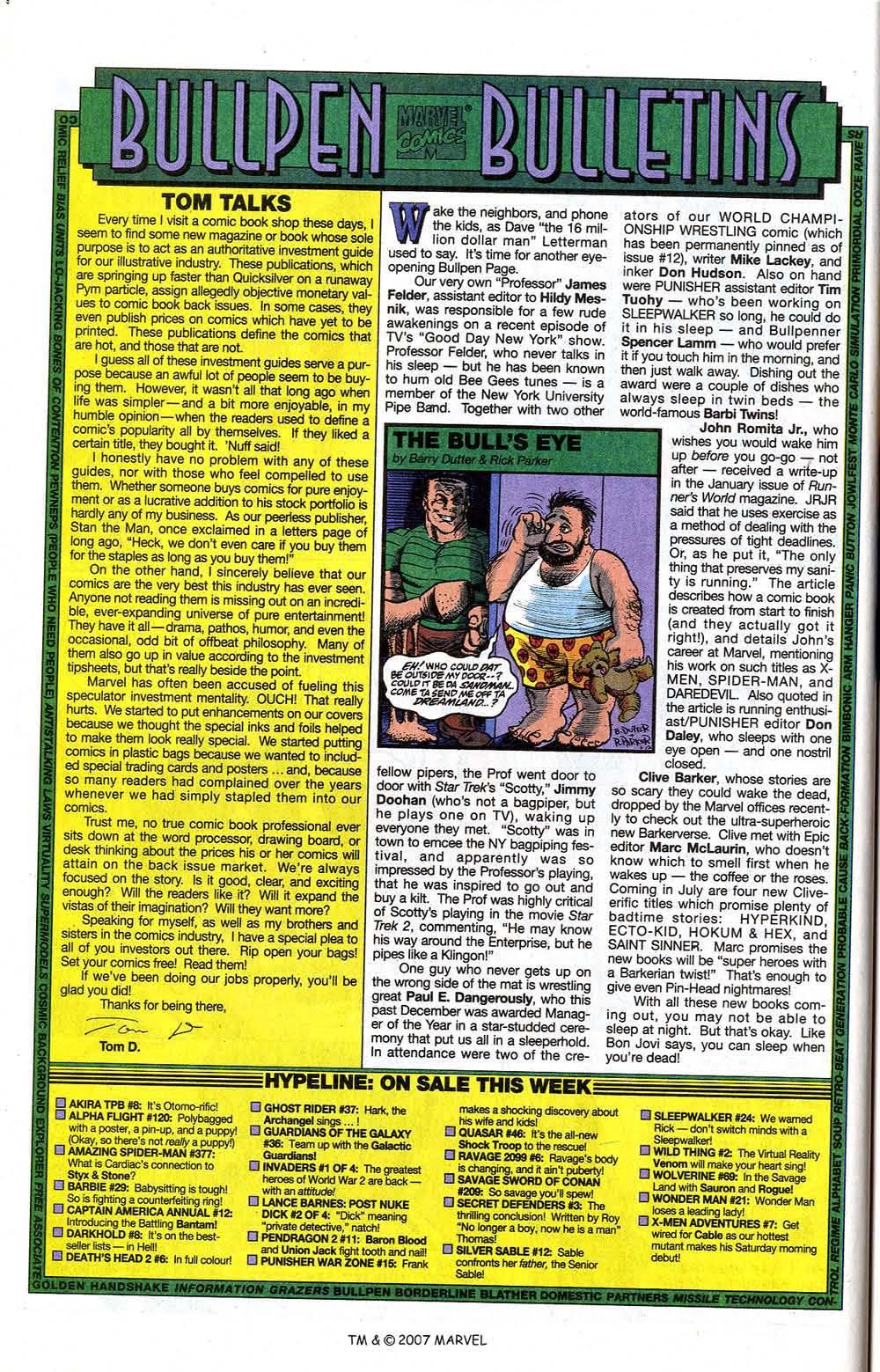 Read online Captain America (1968) comic -  Issue # _Annual 12 - 28