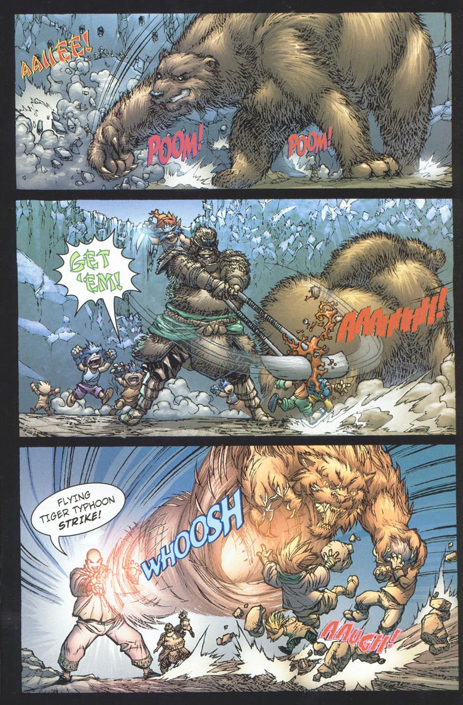 Read online Ninja Boy comic -  Issue #5 - 14