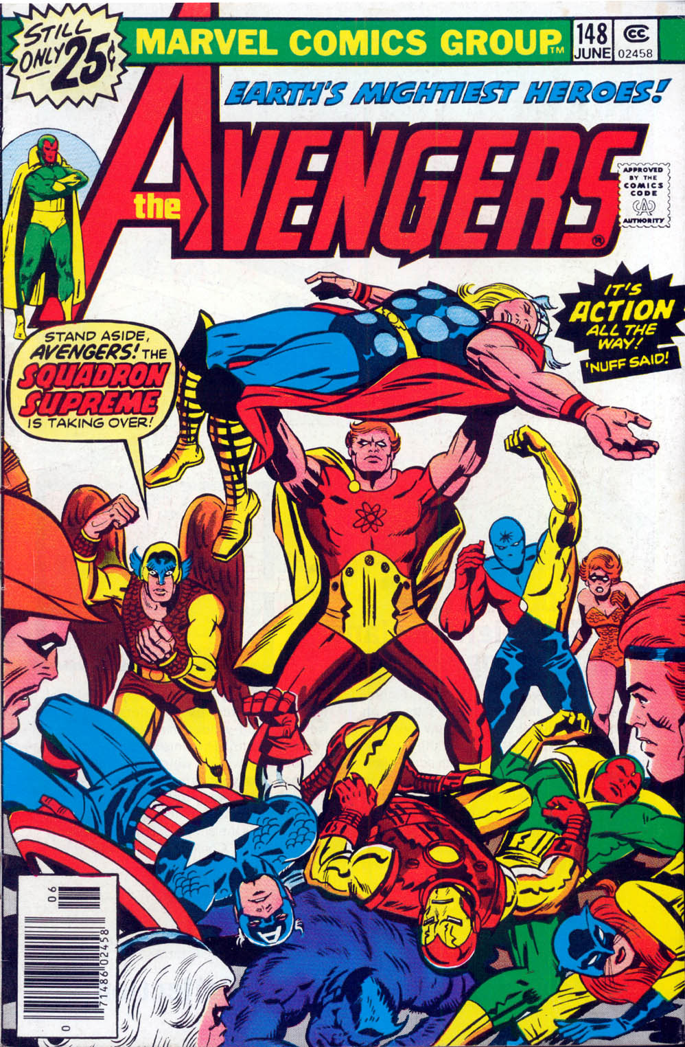The Avengers (1963) 148 Page 1