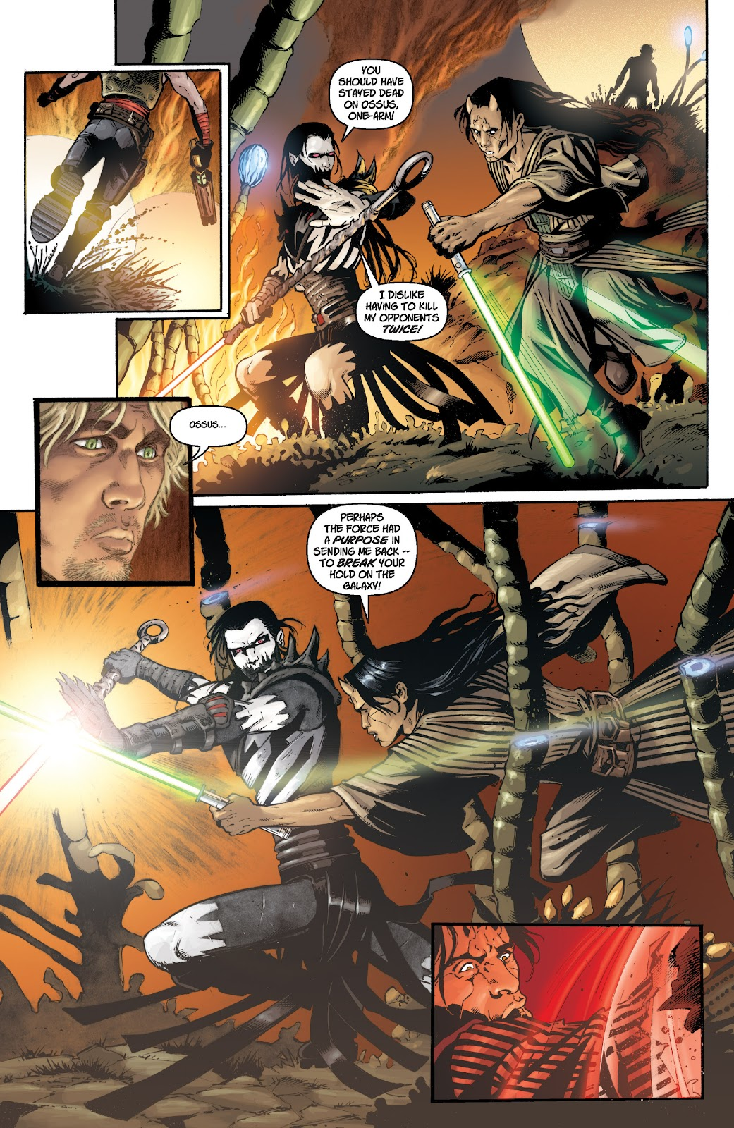 Read online Star Wars Legends: Legacy - Epic Collection comic -  Issue # TPB 1 (Part 2) - 17