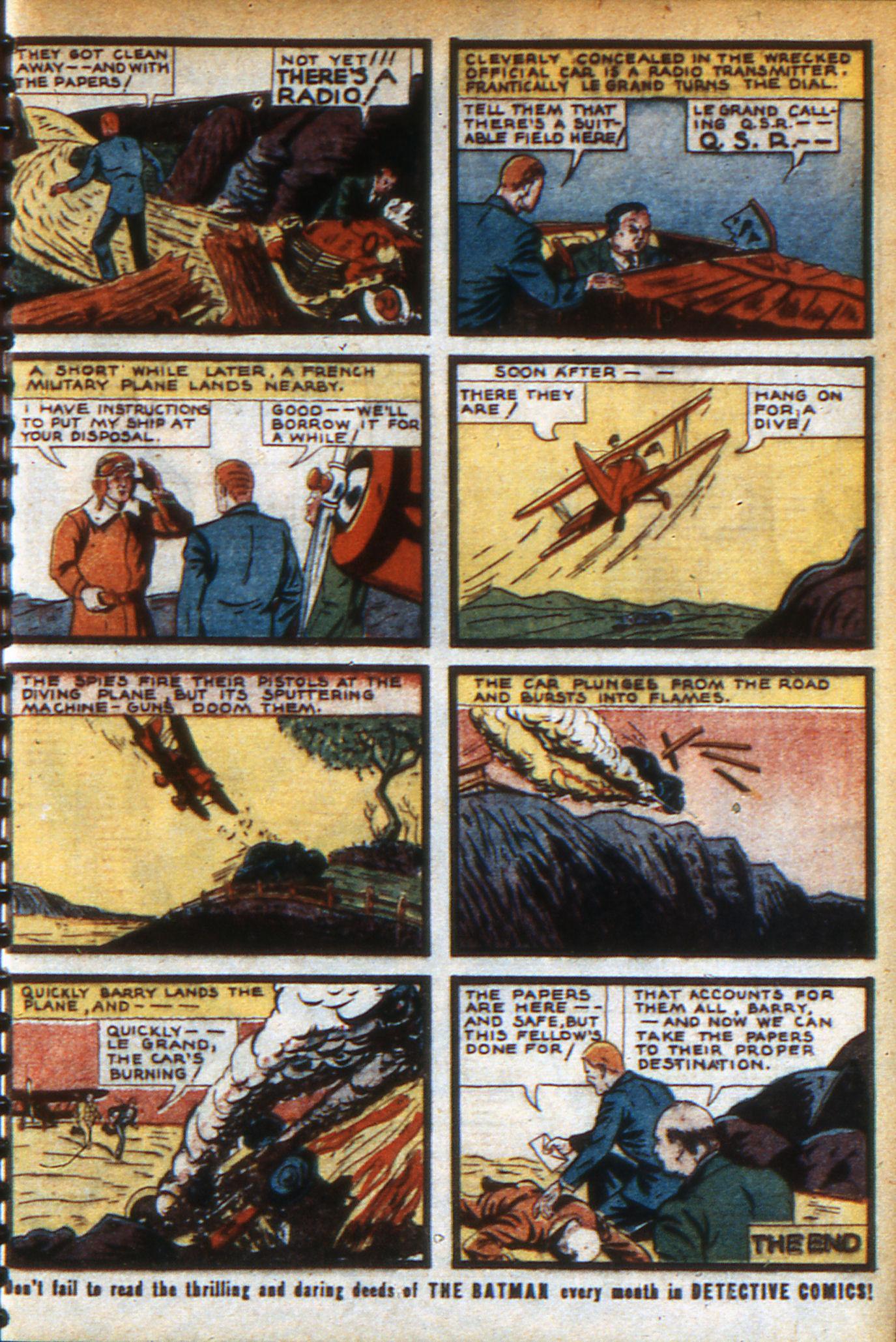 Read online Adventure Comics (1938) comic -  Issue #47 - 22
