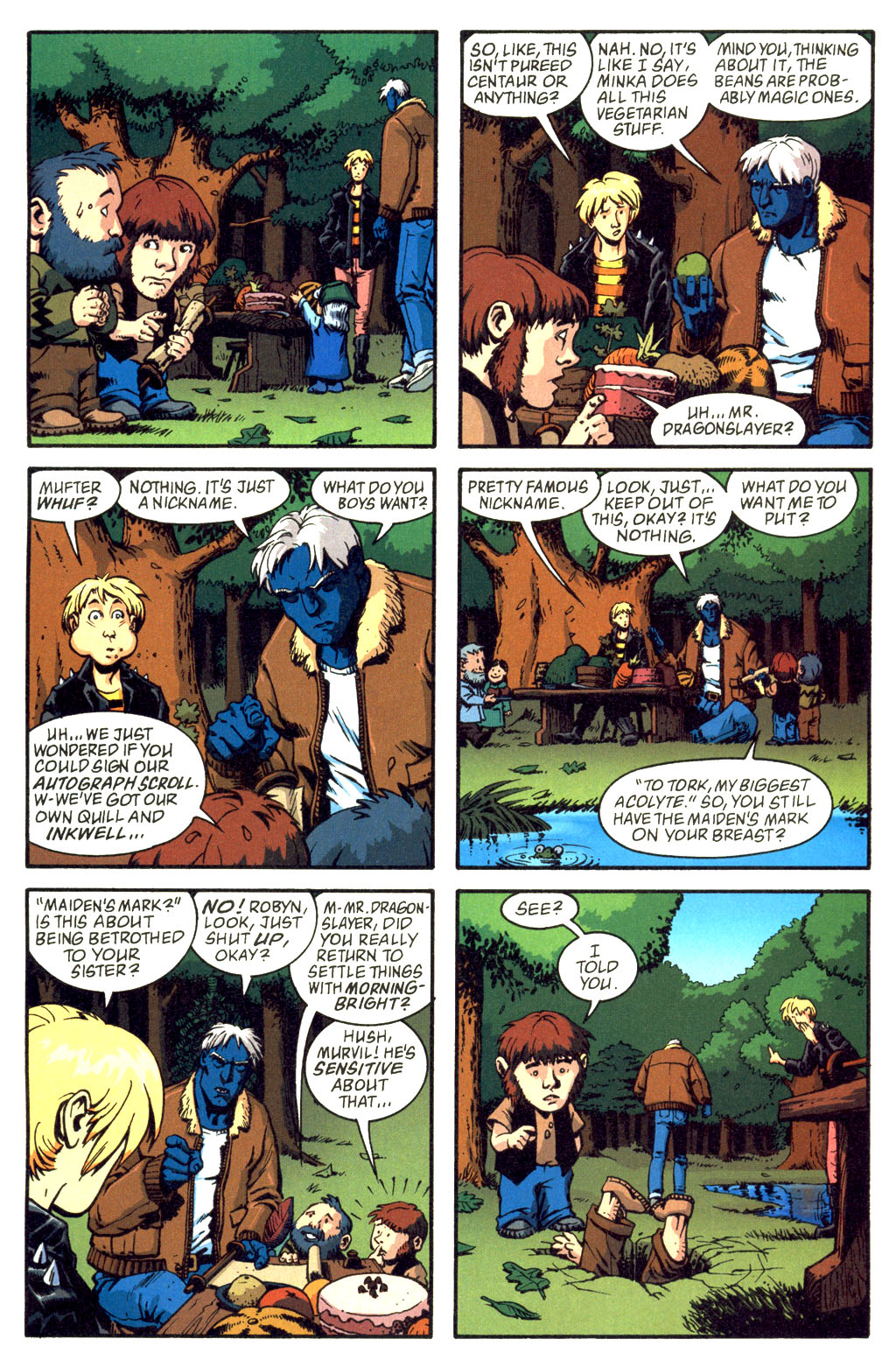 Read online Smax comic -  Issue #2 - 15
