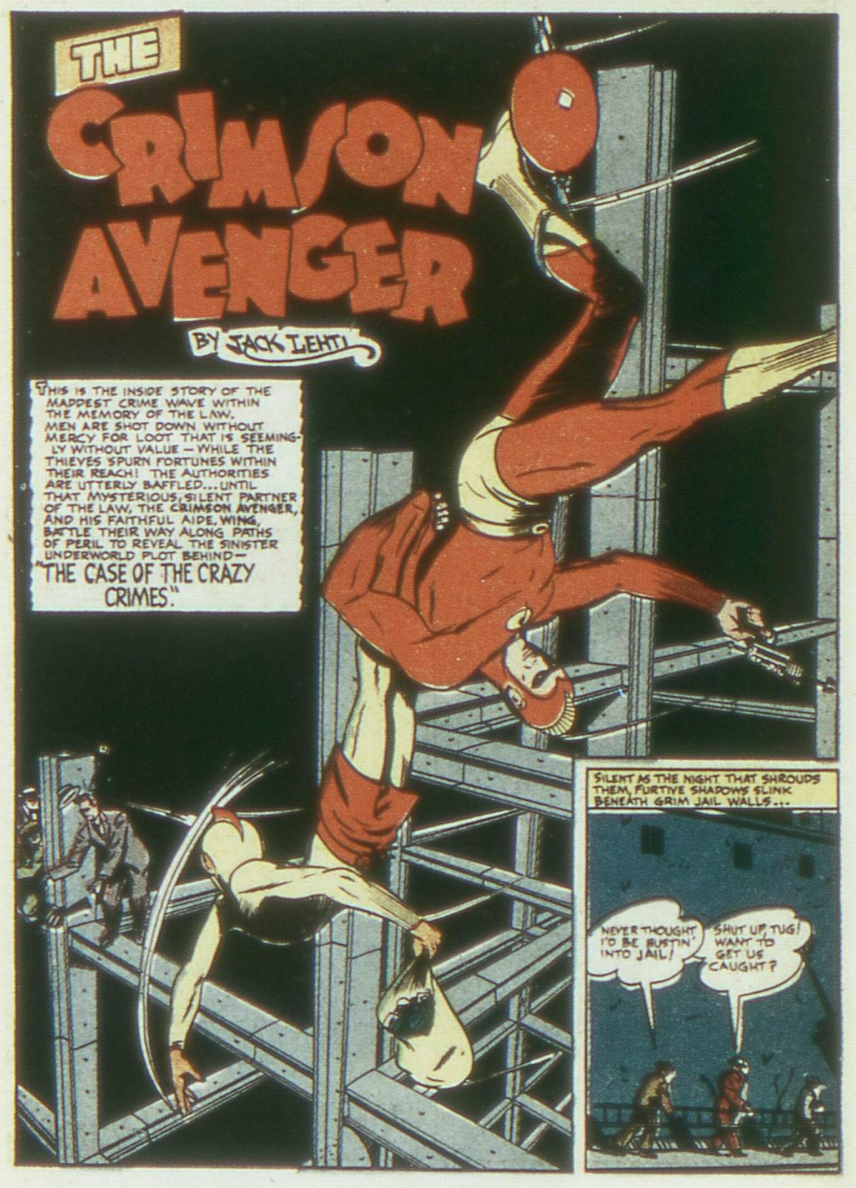 Detective Comics (1937) 62 Page 31