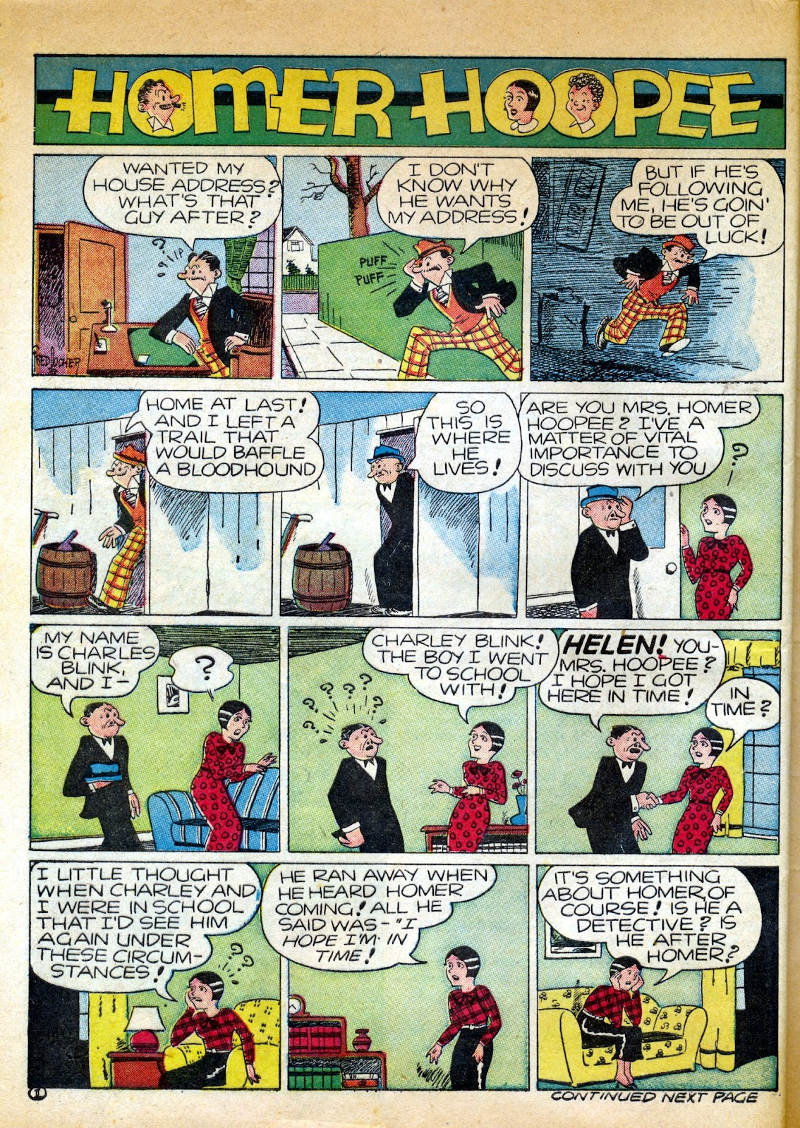 Read online Famous Funnies comic -  Issue #82 - 62