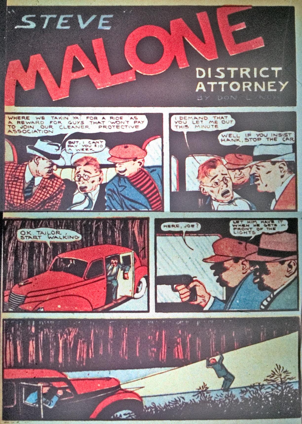 Read online Detective Comics (1937) comic -  Issue #34 - 28