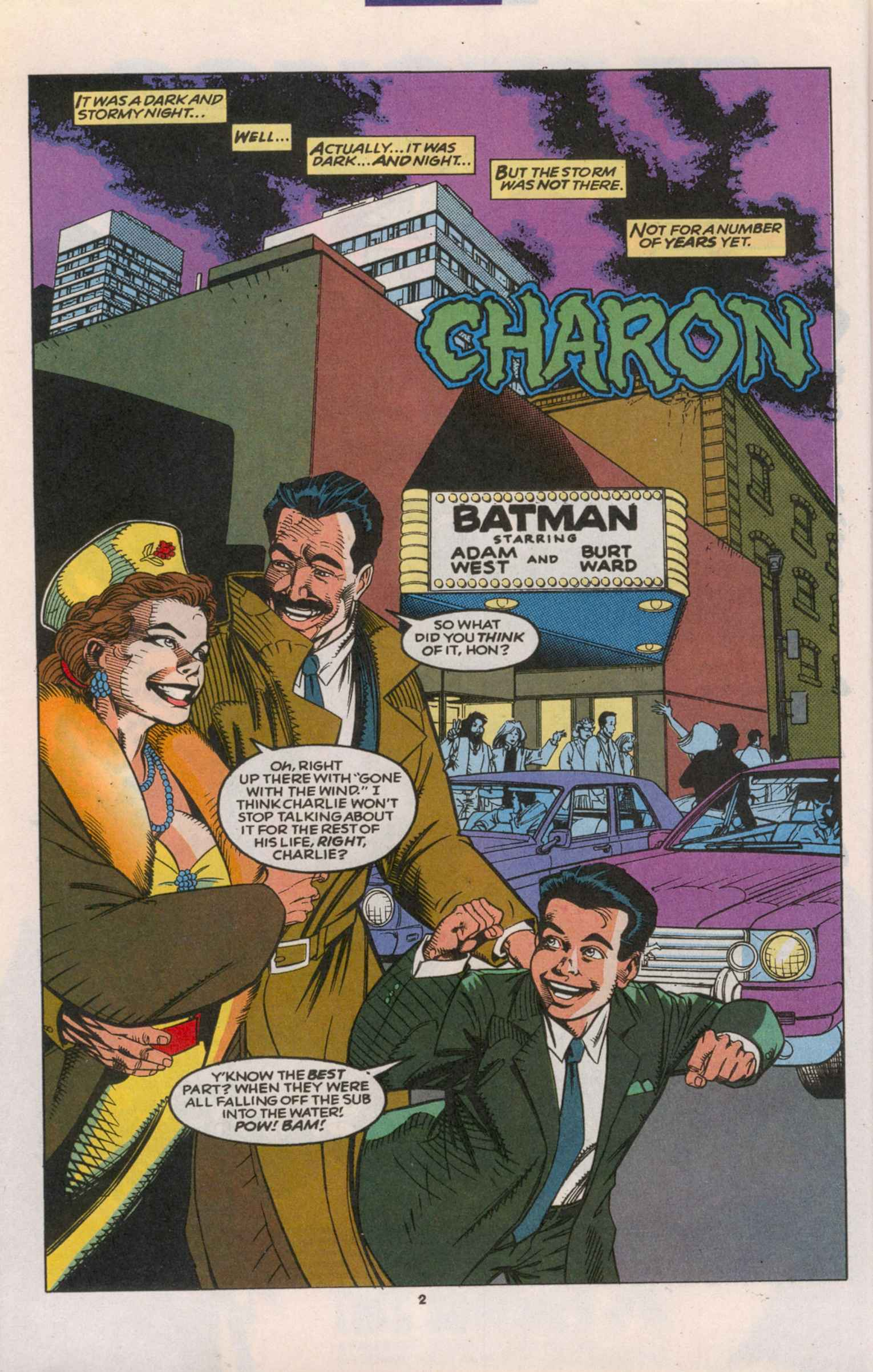 Read online X-Factor (1986) comic -  Issue # _ Annual 8 - 3