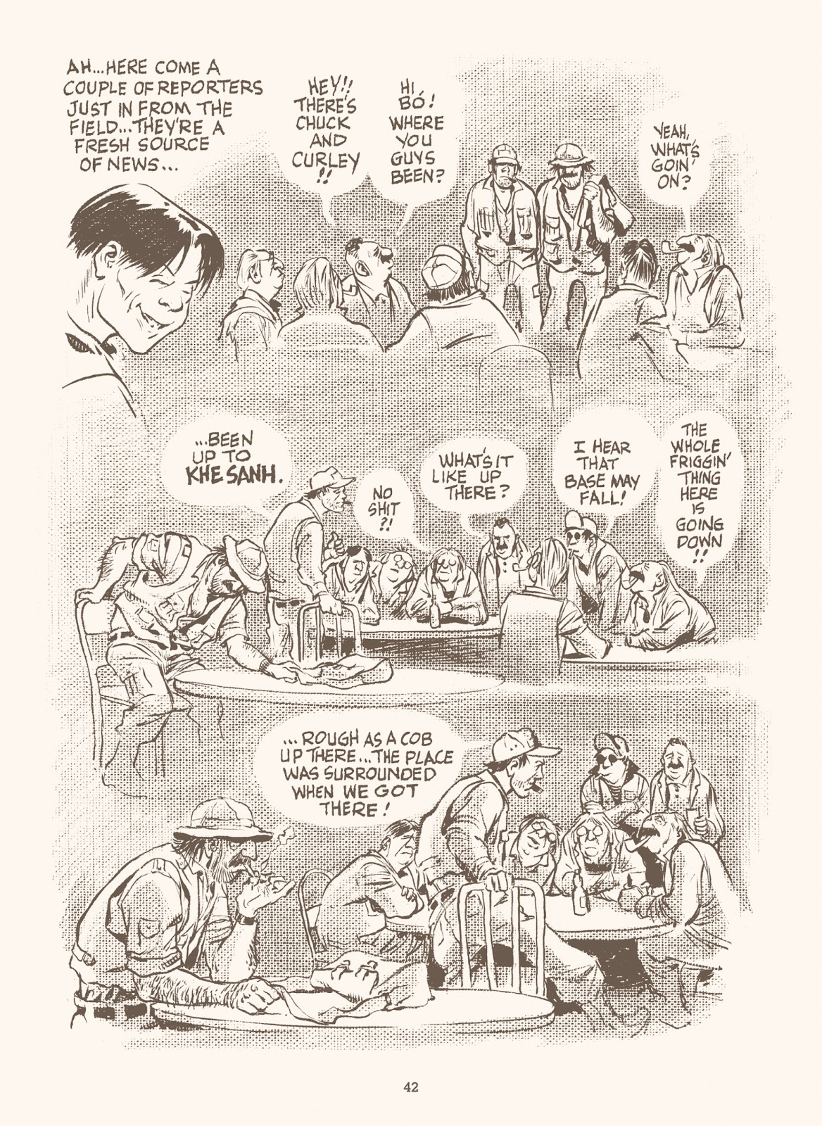 Read online Last Day in Vietnam comic -  Issue # TPB - 44