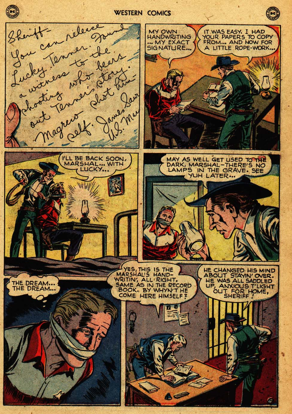 Western Comics issue 9 - Page 21