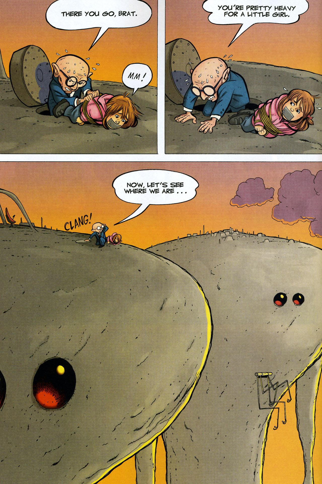 Read online Shazam!: The Monster Society of Evil comic -  Issue #4 - 22