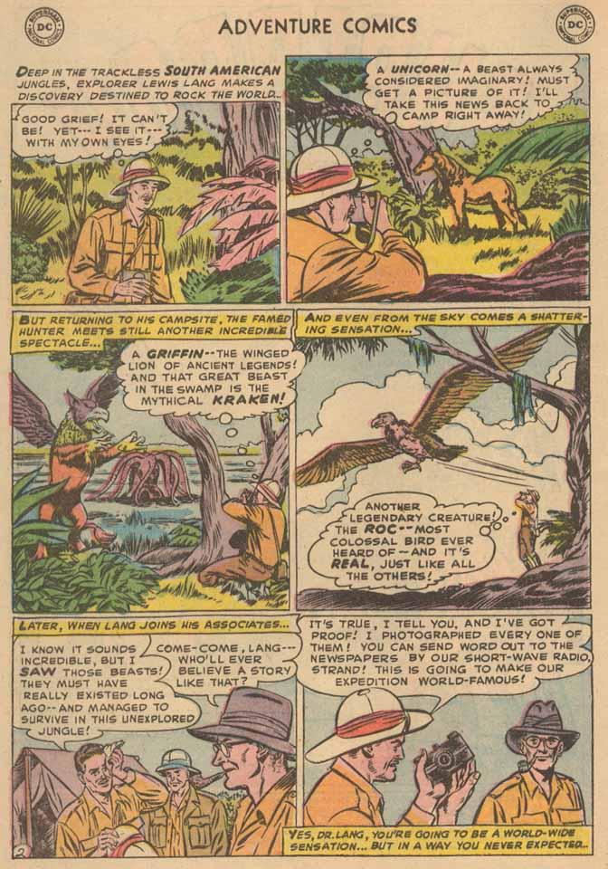 Read online Adventure Comics (1938) comic -  Issue #185 - 4