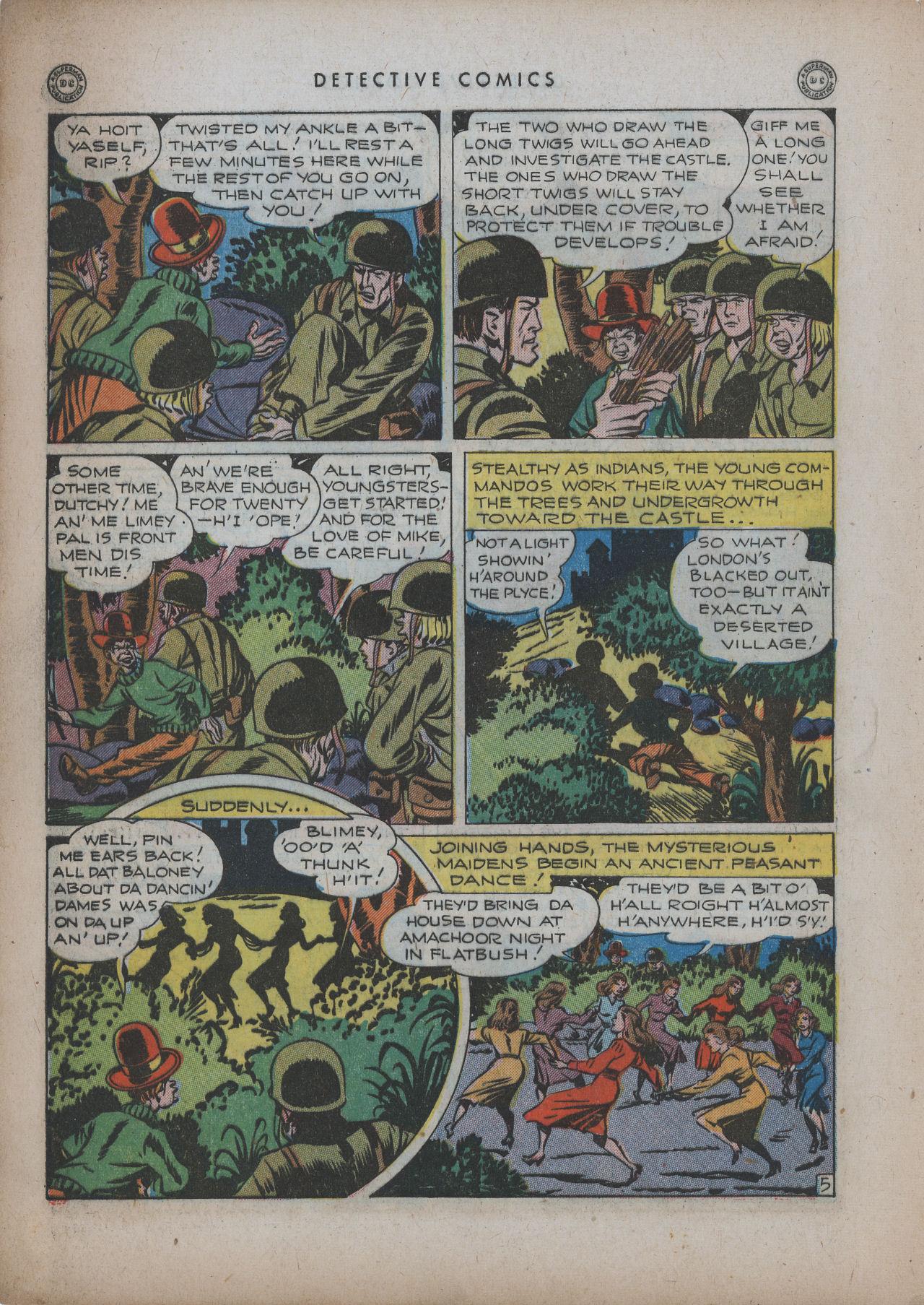 Read online Detective Comics (1937) comic -  Issue #94 - 42