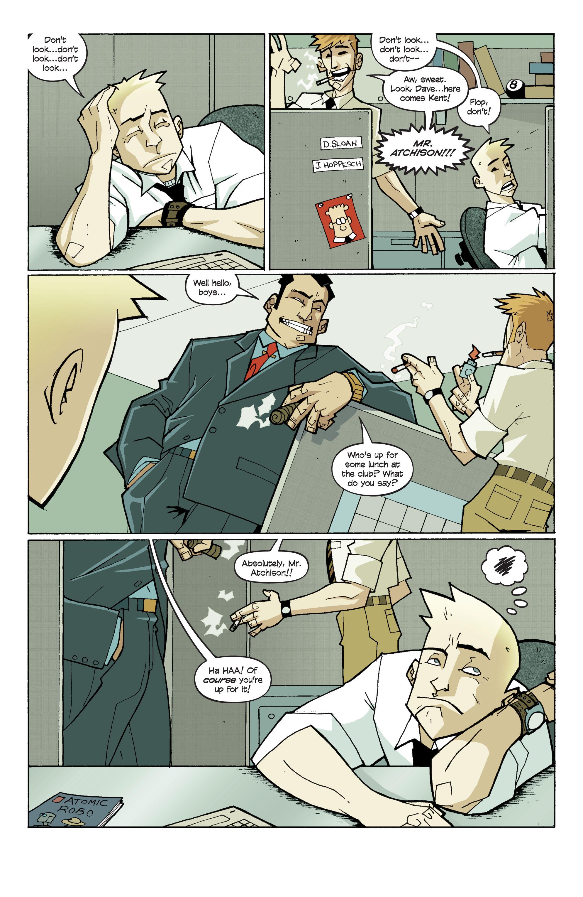 Read online Killer Of Demons comic -  Issue #1 - 3