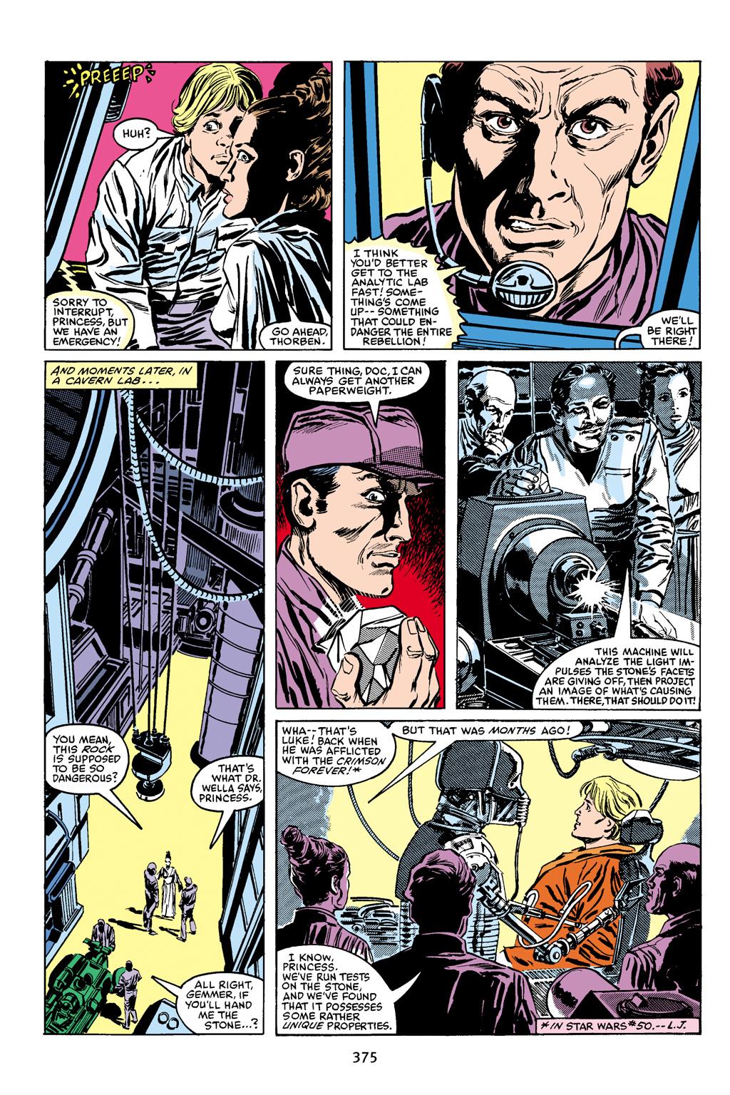 Read online Star Wars Omnibus comic -  Issue # Vol. 16 - 368