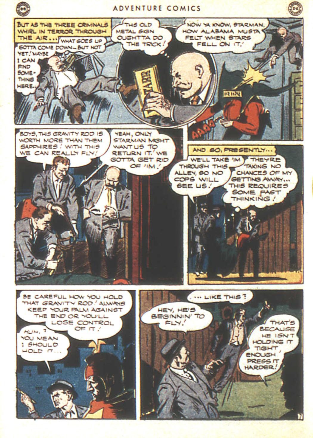 Read online Adventure Comics (1938) comic -  Issue #92 - 33