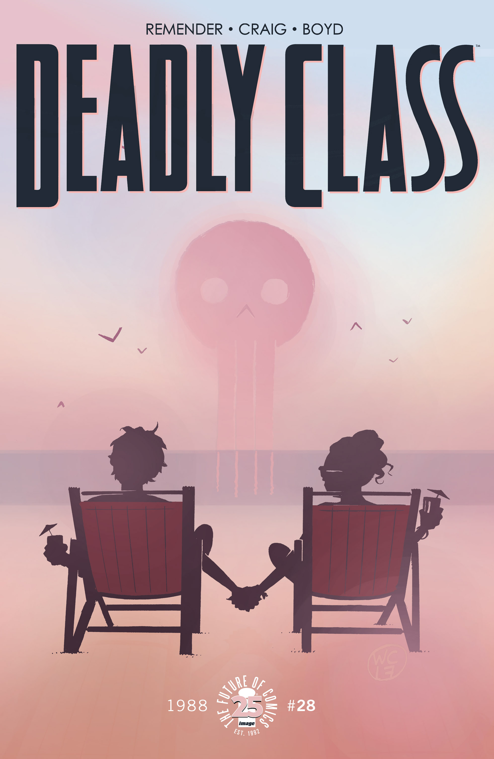 Read online Deadly Class comic -  Issue #28 - 1
