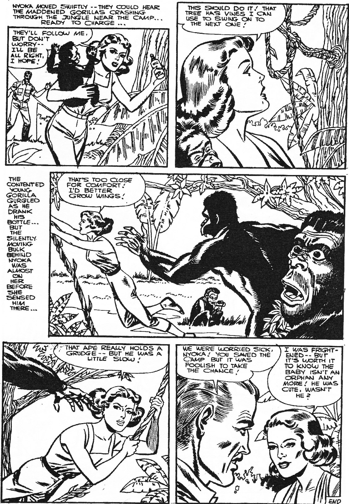 Read online Men of Mystery Comics comic -  Issue #84 - 177