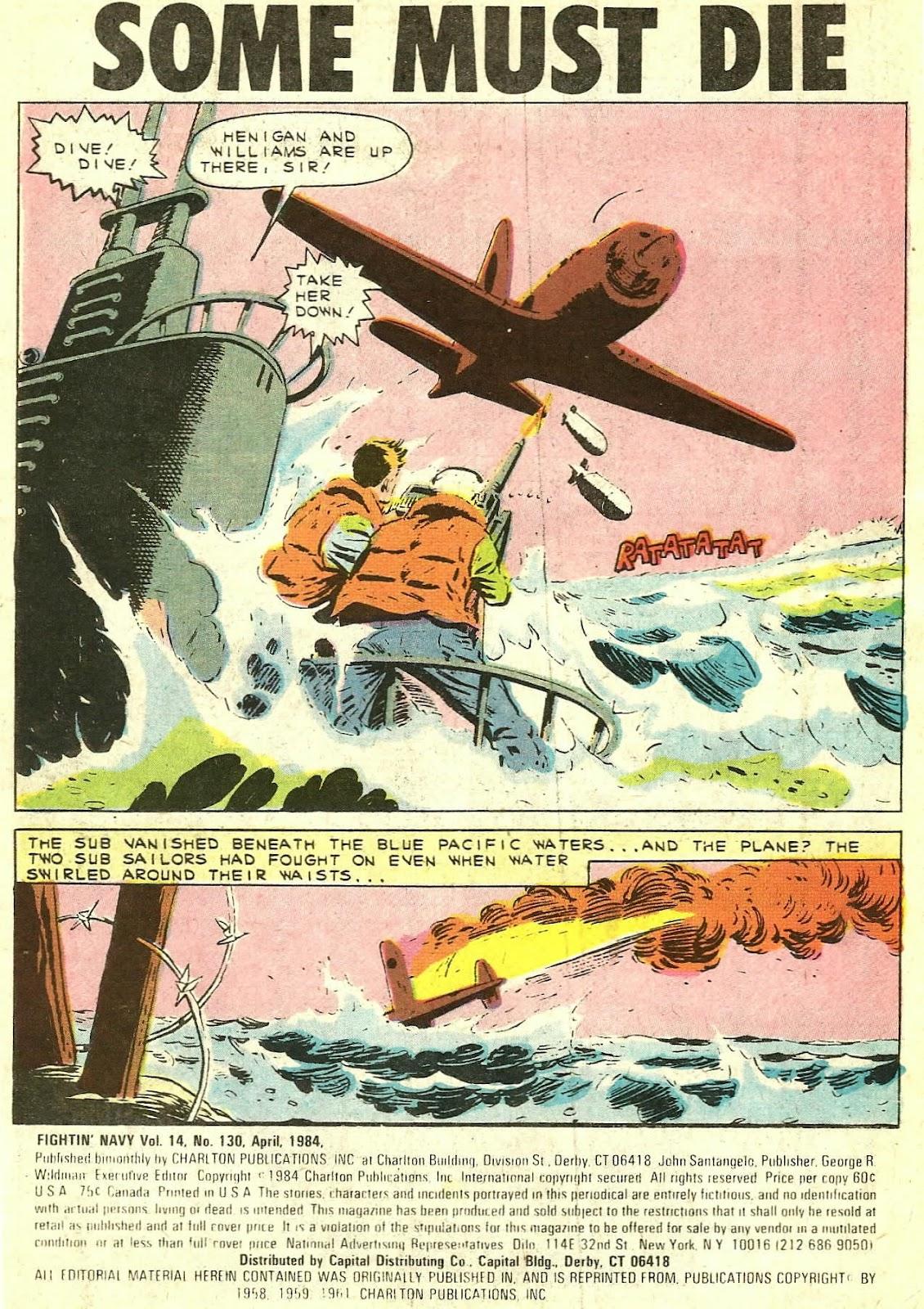 Read online Fightin' Navy comic -  Issue #130 - 3
