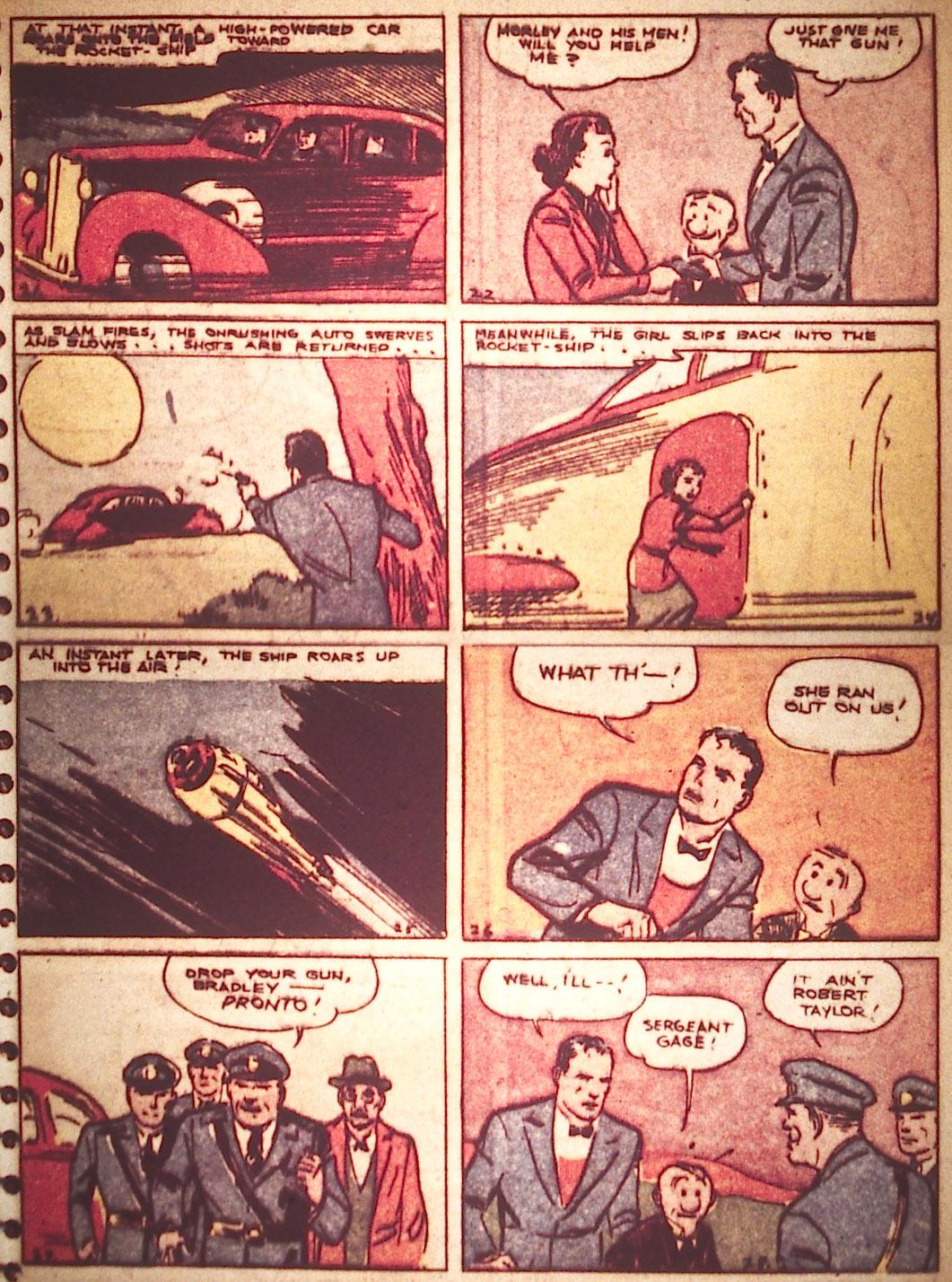 Read online Detective Comics (1937) comic -  Issue #18 - 57