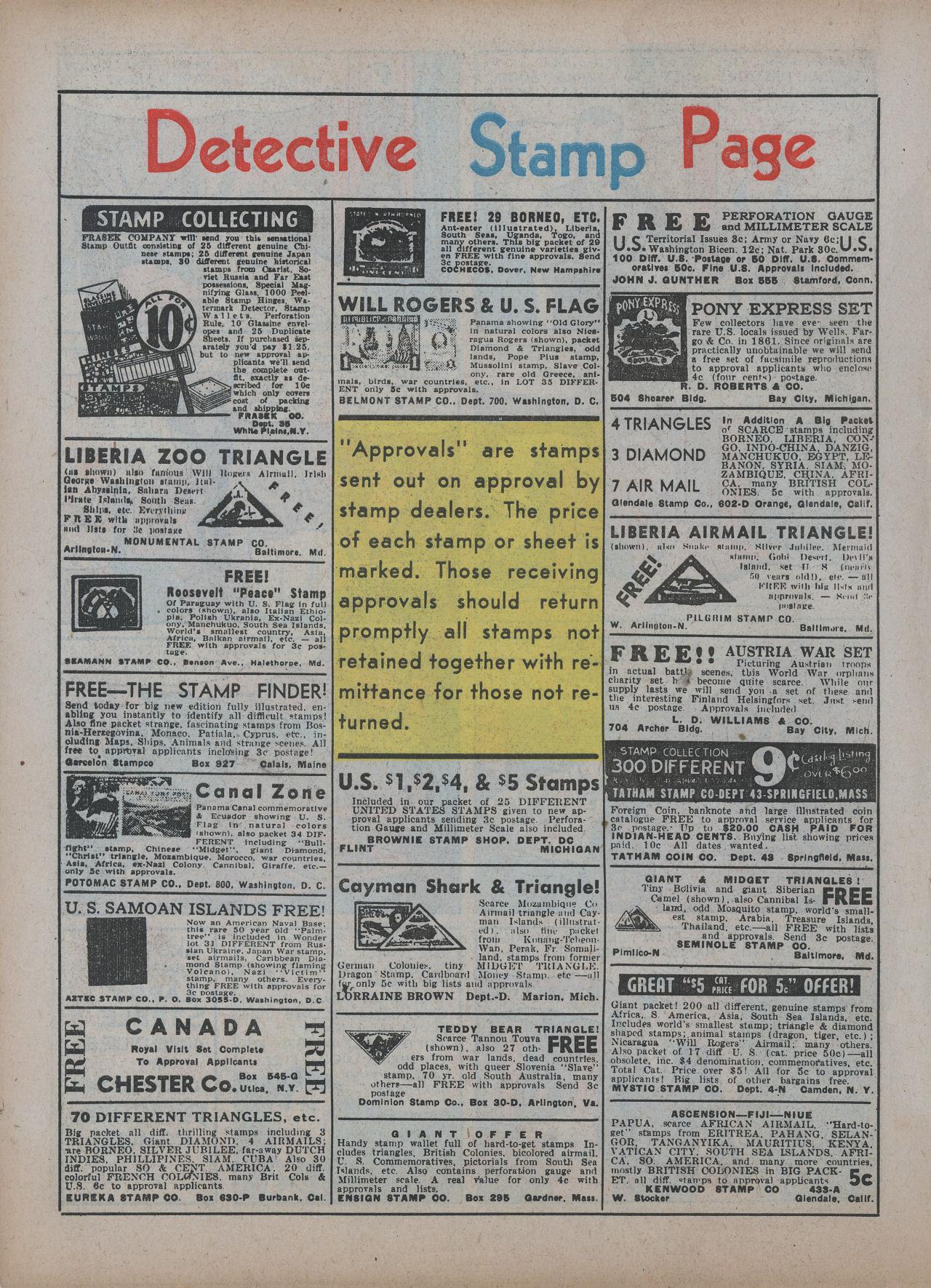 Read online Detective Comics (1937) comic -  Issue #48 - 30