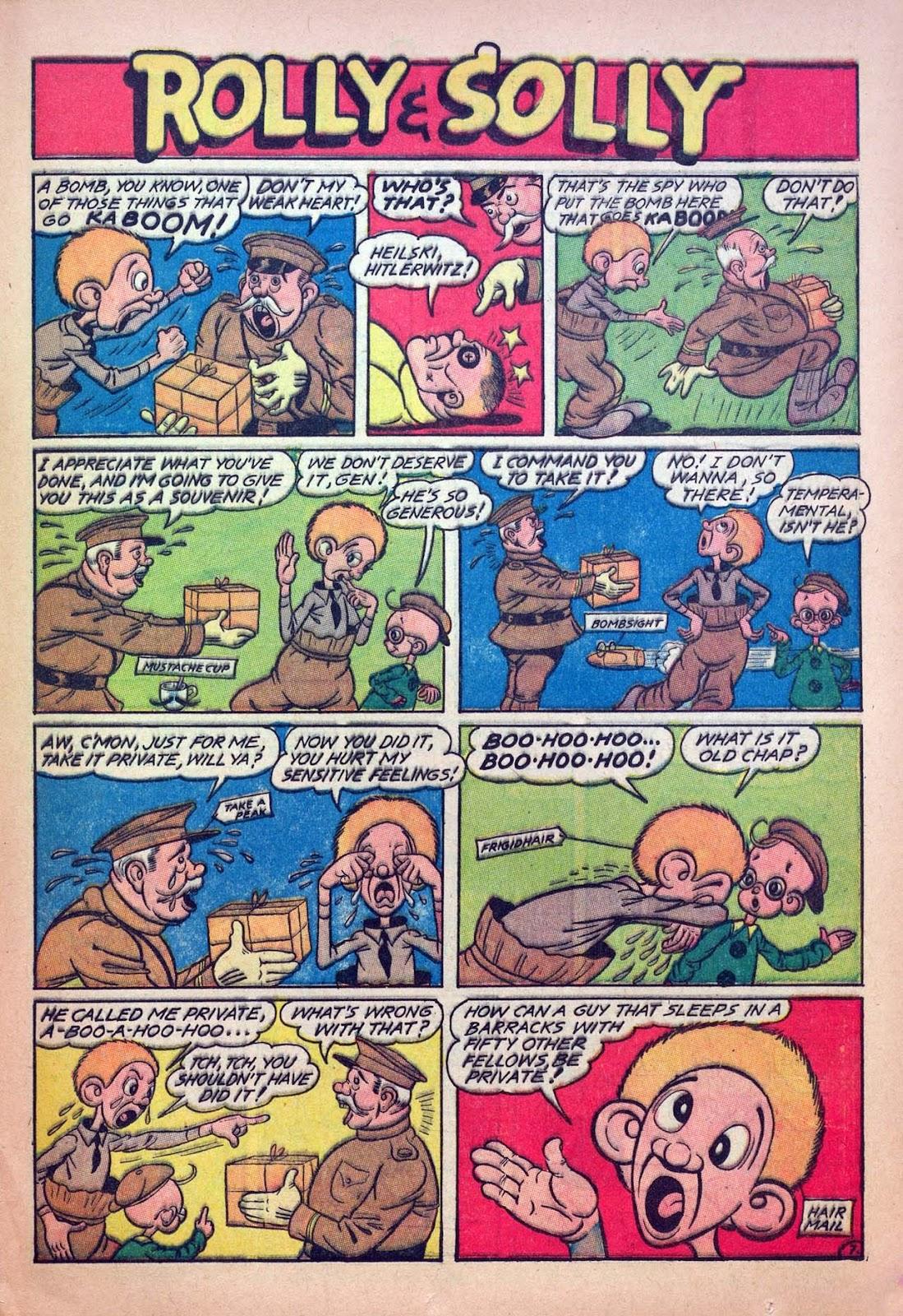 Read online Joker Comics comic -  Issue #4 - 49