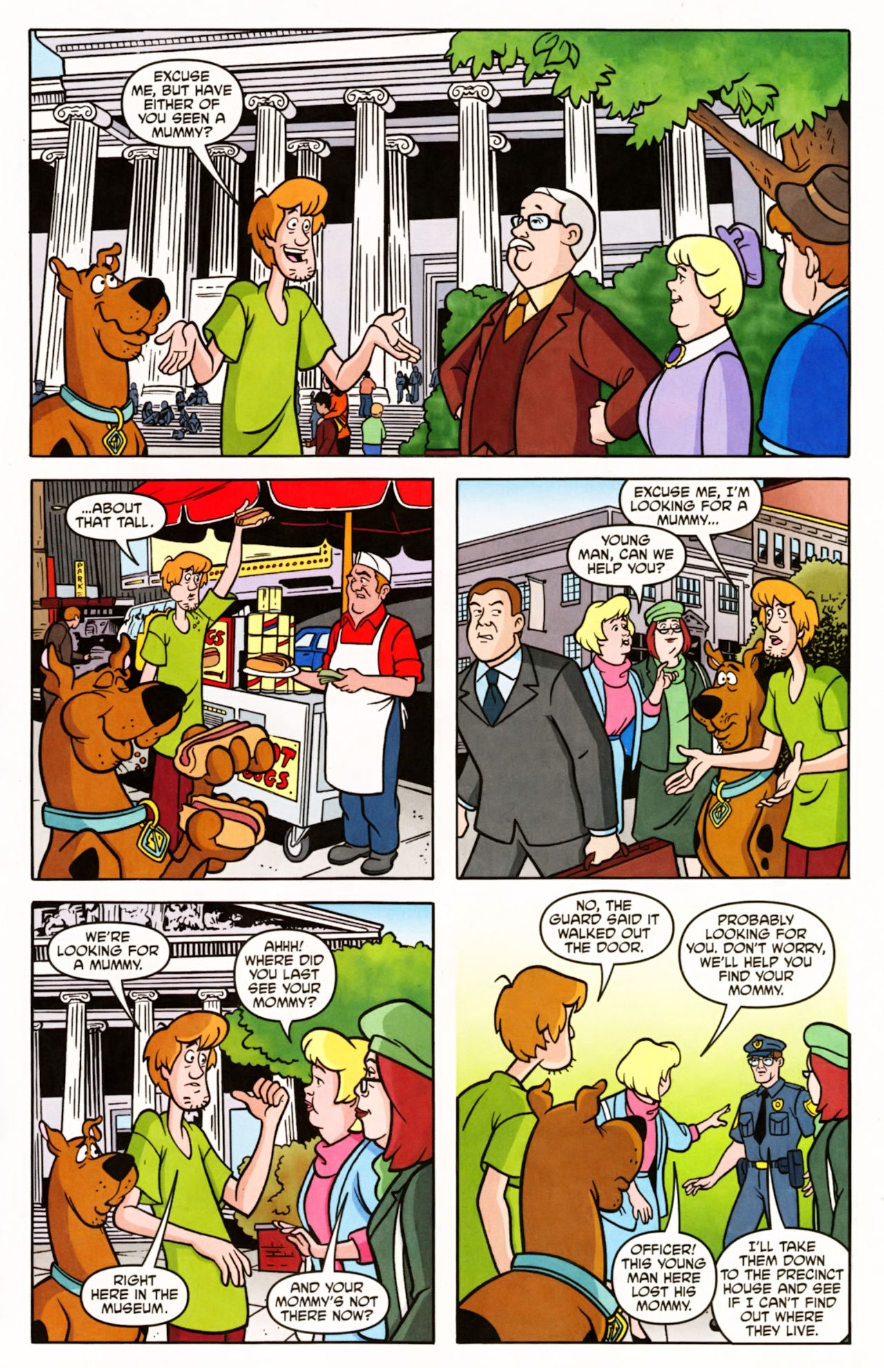 Read online Scooby-Doo (1997) comic -  Issue #156 - 18
