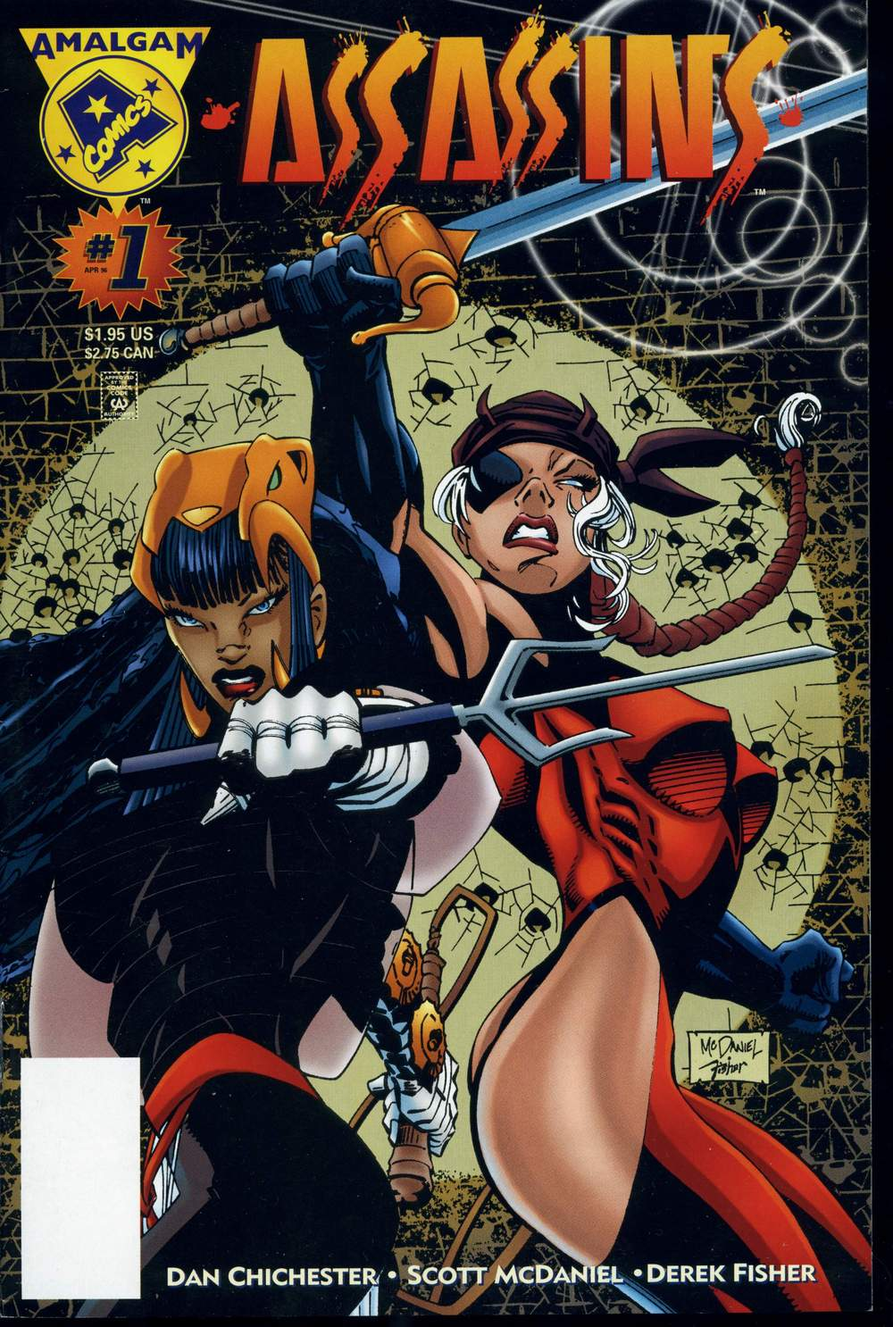 Read online Assassins comic -  Issue #Assassins Full - 1